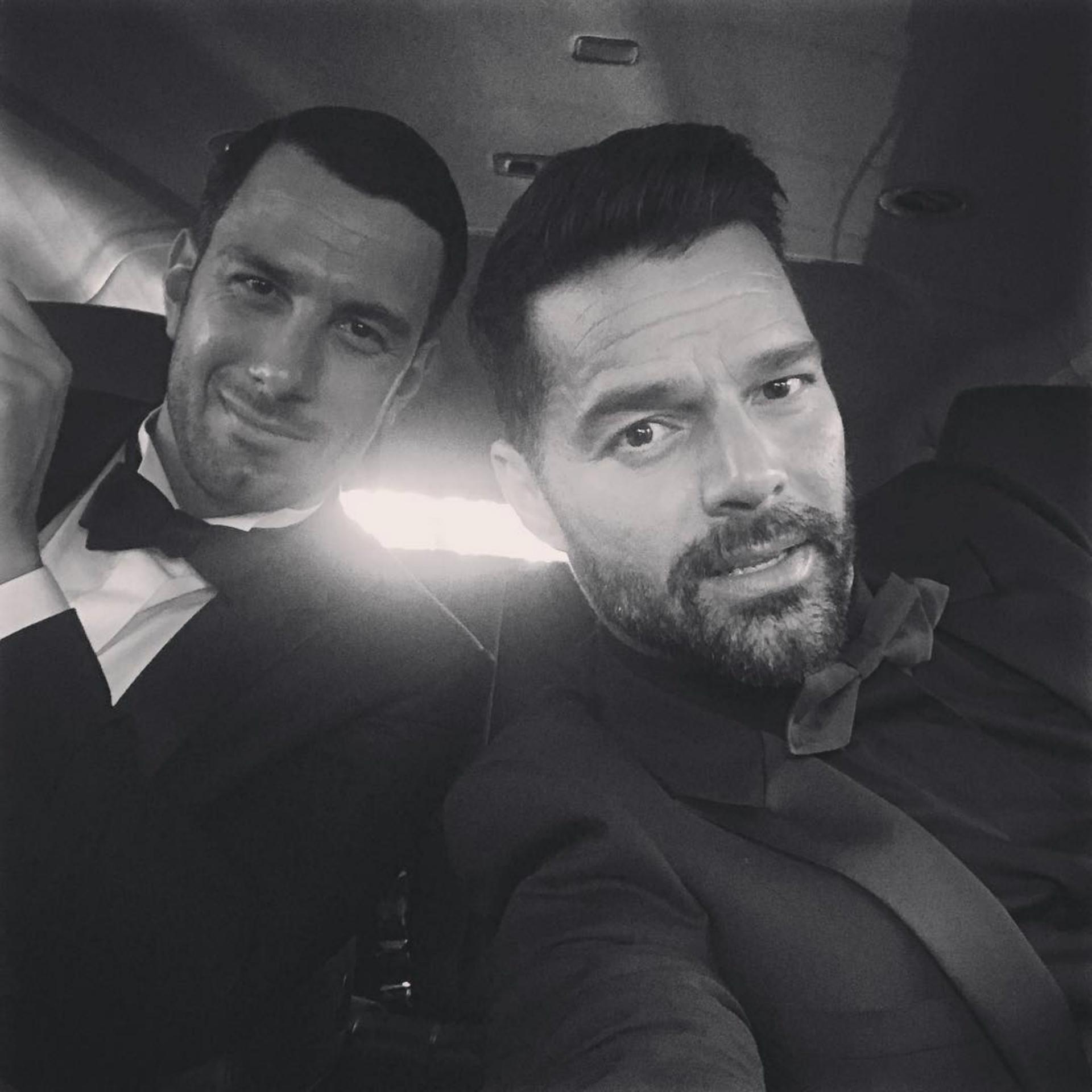Ricky se casó.