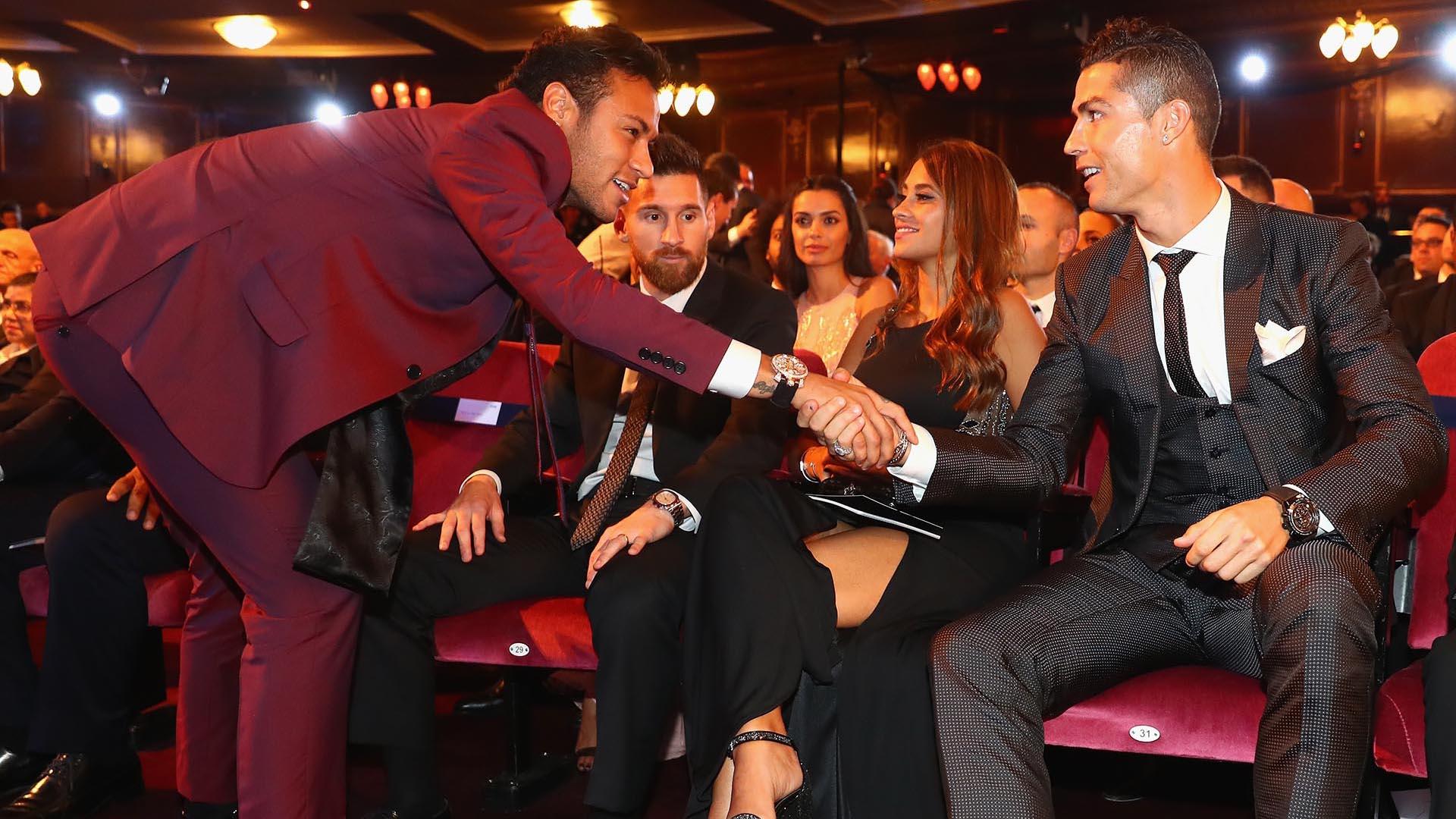 Neymar embolsará USD 1.000.000 de Nike si gana el Balón de Oro (Getty Images)