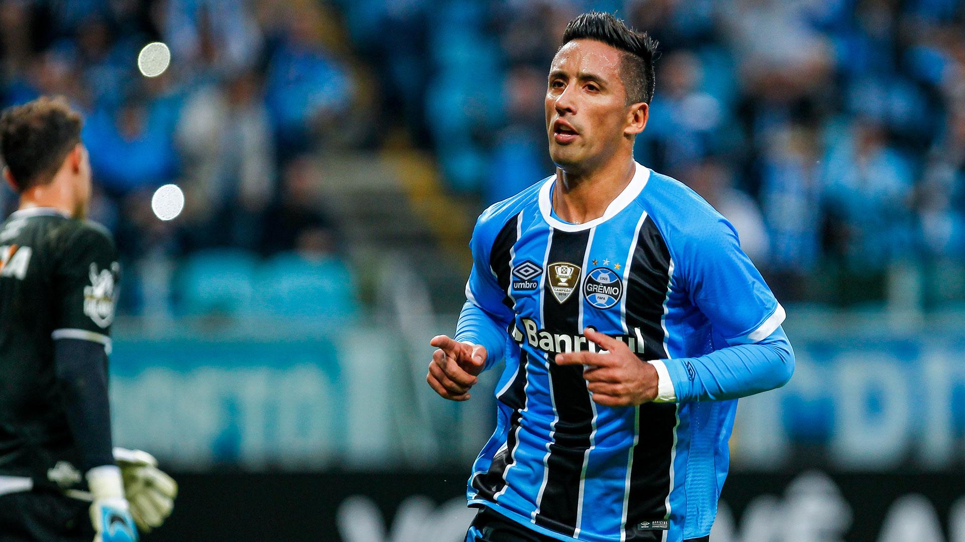 Lucas Barrios, nuevo refuerzo de Argentinos Juniors (Getty)