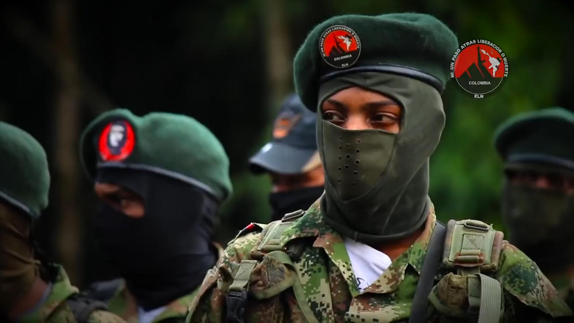 La guerrilla del ELN, quetiene fuerte presencia en Arauca, ha perpetrado 12 acciones terroristas desde que terminó el cese al fuego bilateral el pasado martes