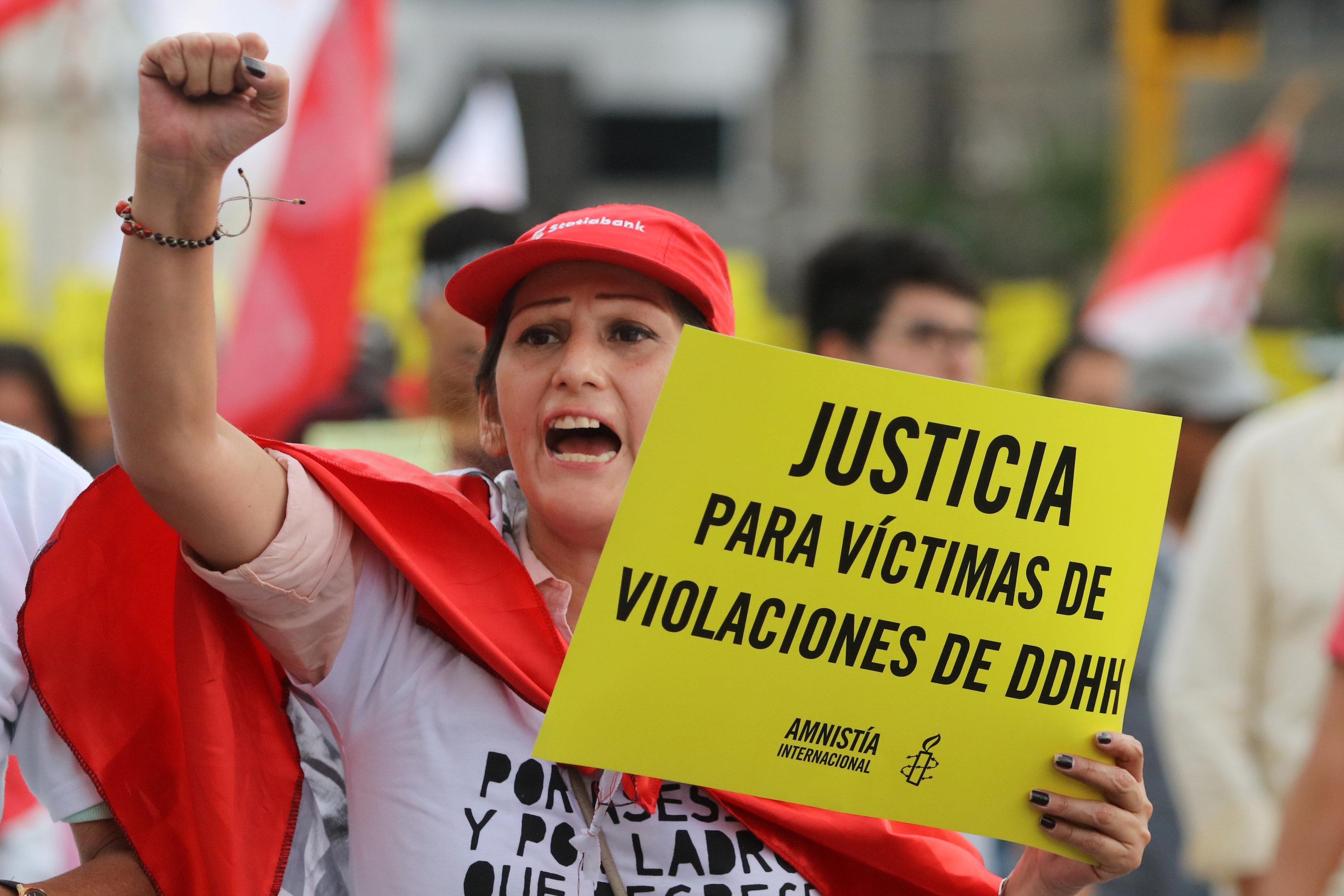 Las protestas por el indulto se multiplicaron en el país (Reuters)