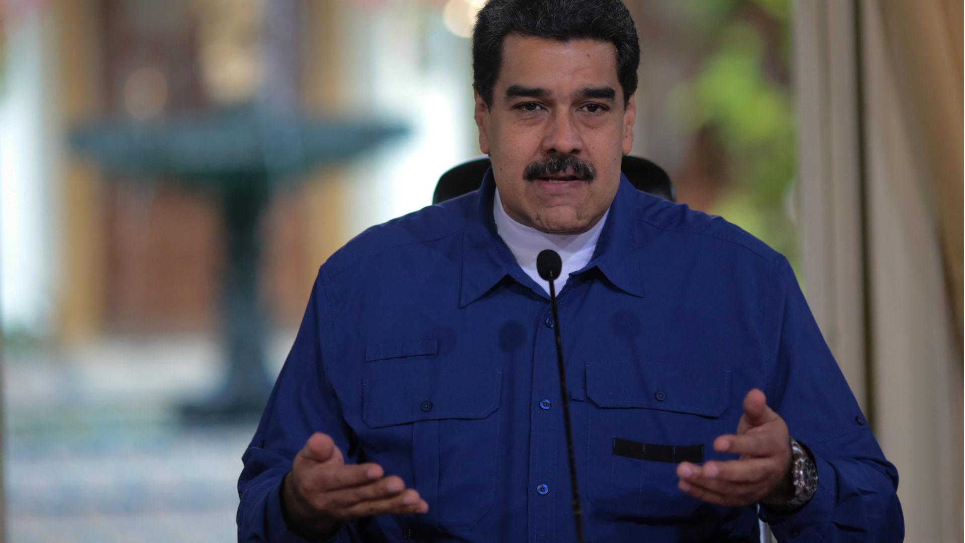 Nicolás Maduro. (Reuters)