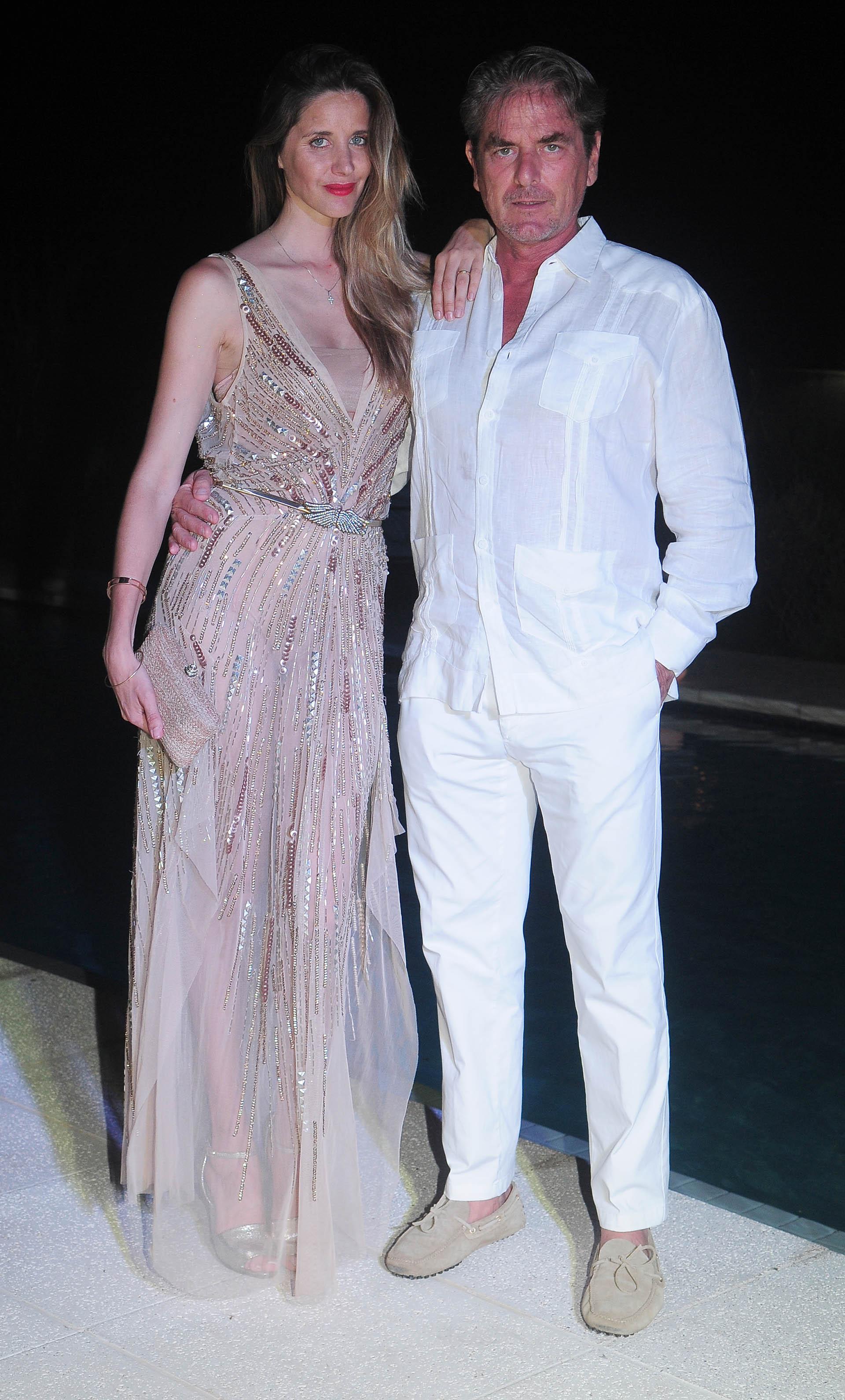 Viviana Battan de Boniperti y Alessandro Boniperti