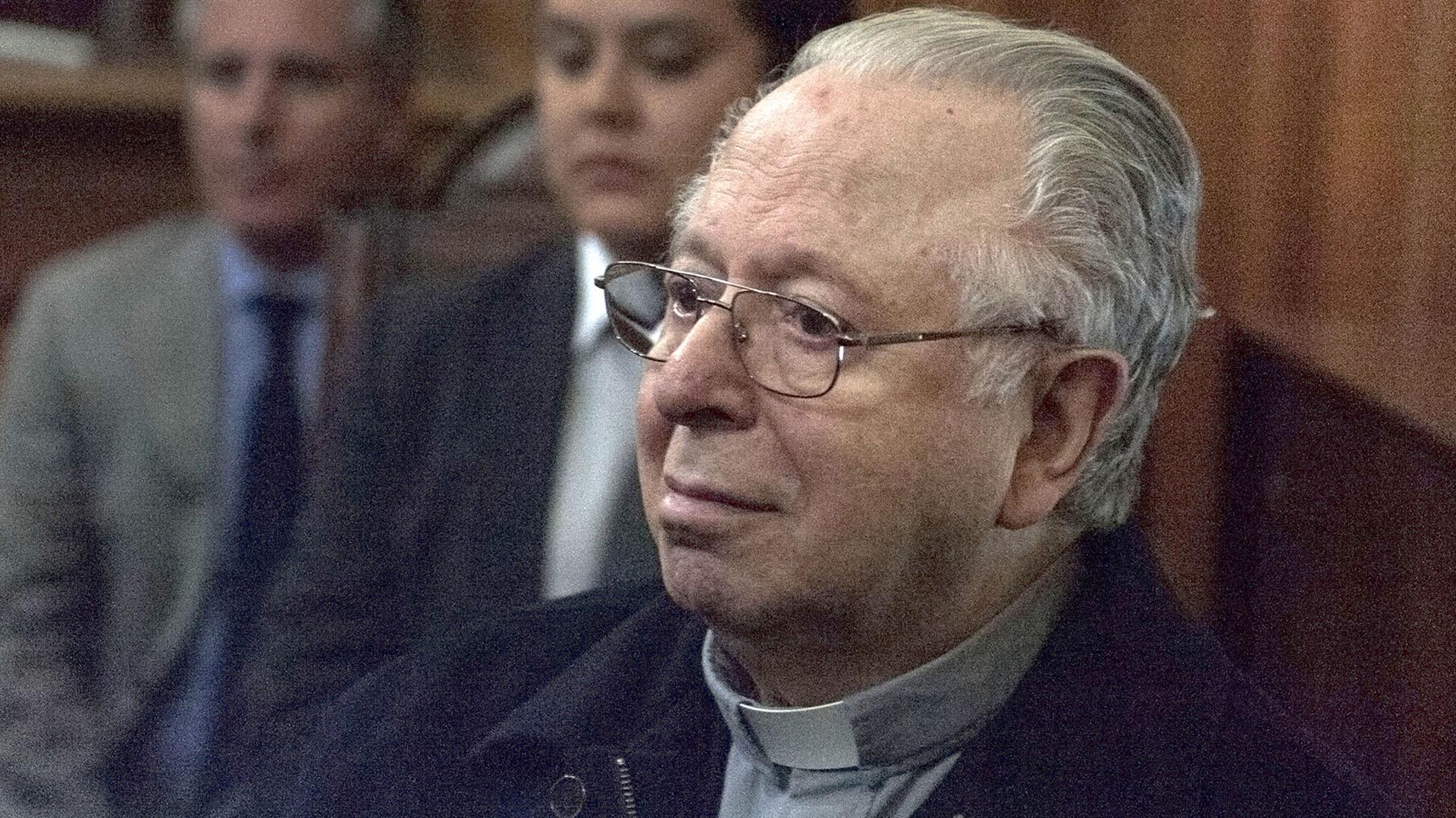 Fernando Karadima (AFP)
