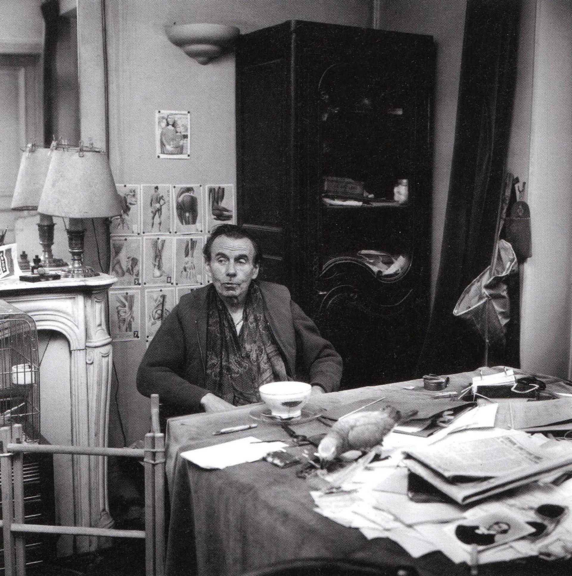 Céline nació en 1894 y murió en 1961