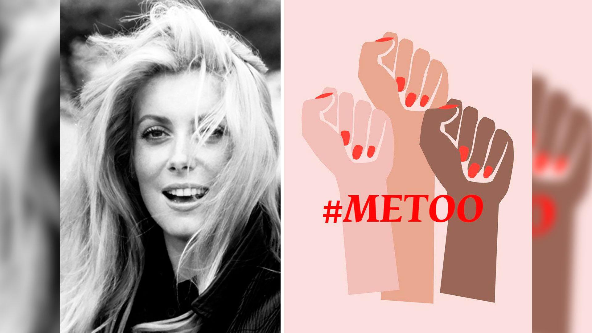 Desde Francia, la actriz Catherine Deneuve encabezó una reacción contra la campaña de delación y juicio público contra los varones
