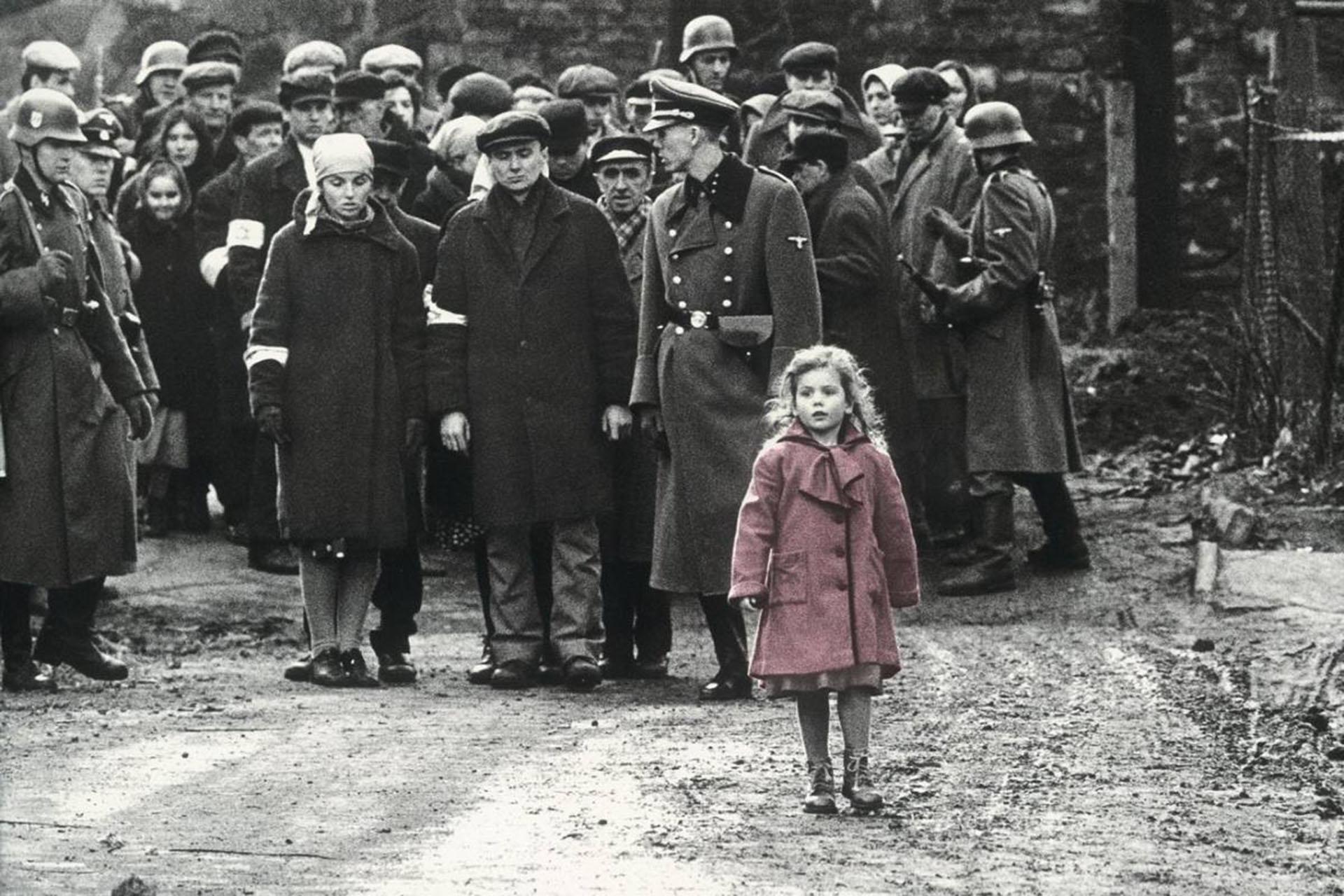 """La lista de Schindler"""