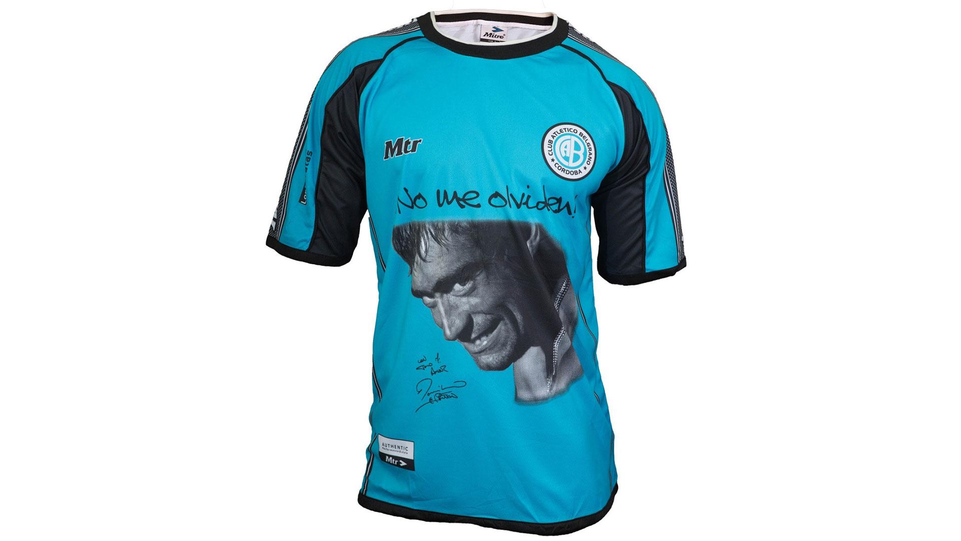 Camiseta de Belgrano de Córdoba