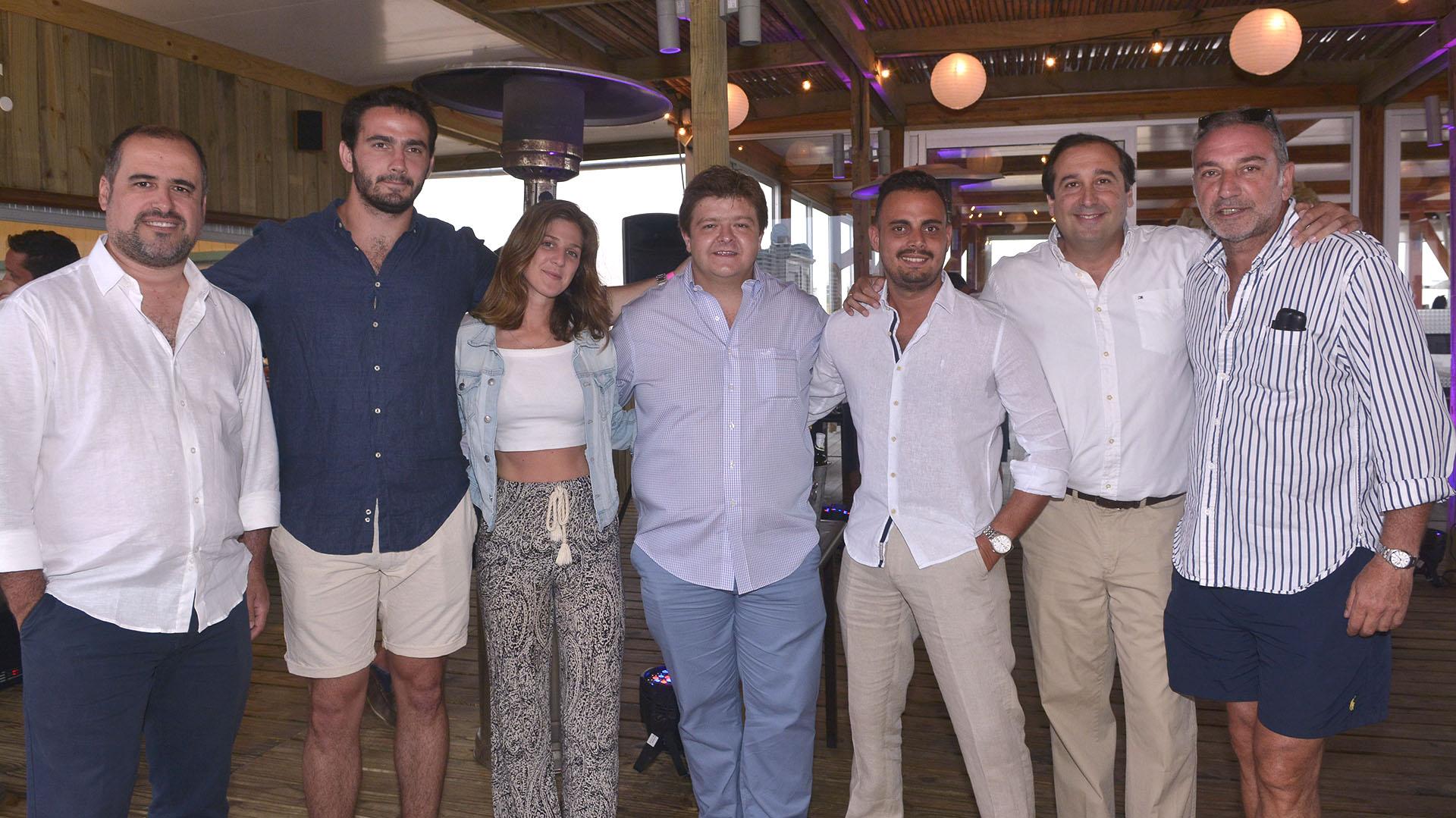 Funcionarios y Productores Asesores de Sancor Seguros Uruguay.