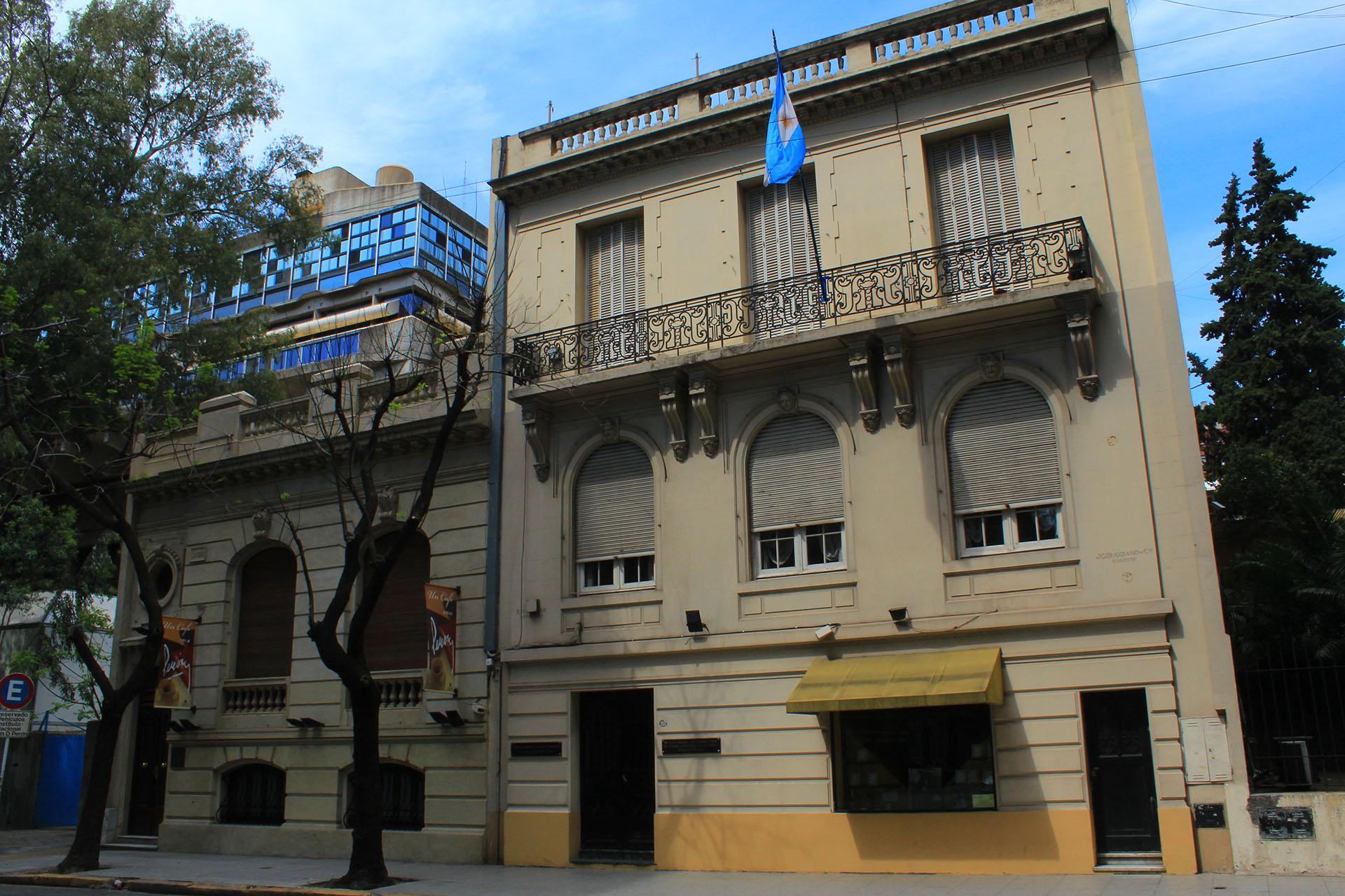 Fotos: Facebook Instituto Nacional Juan Domingo Perón