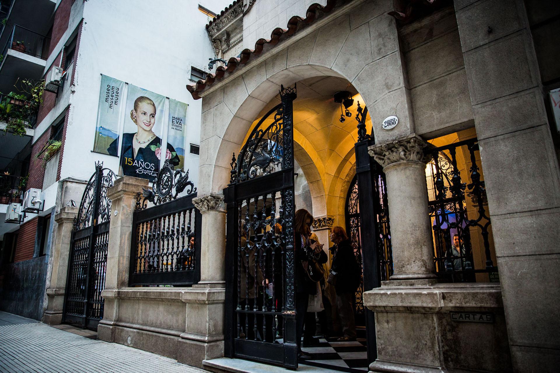 Fotos: Instituto Nacional de Investigaciones Históricas Eva Perón – Museo Evita