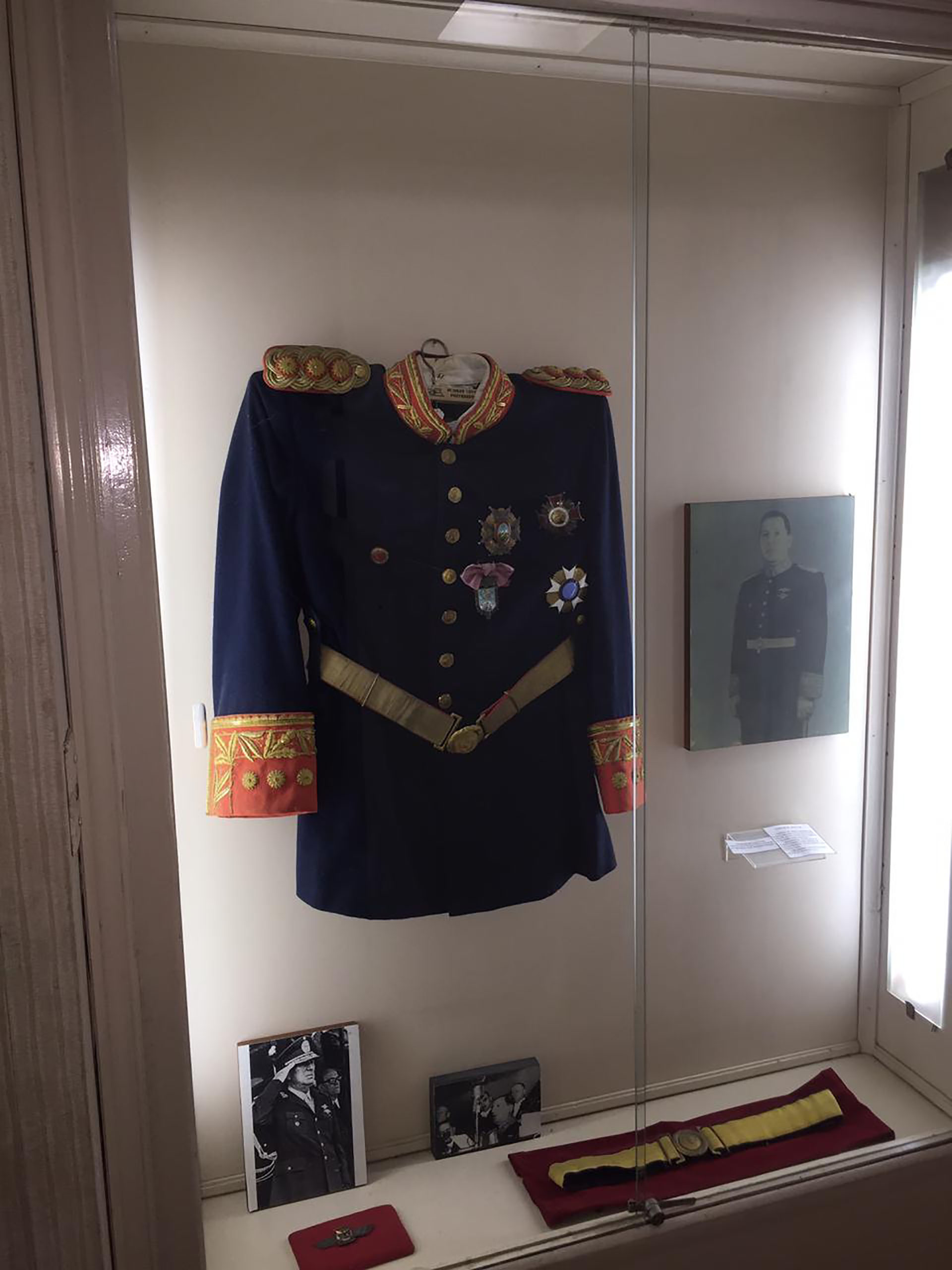 Fotos: Museo Histórico 17 de Octubre Quinta San Vicente