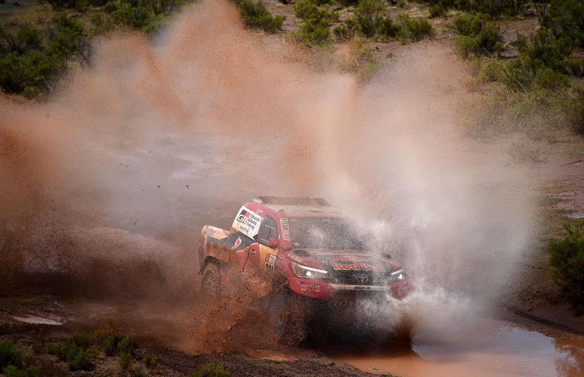 La Toyota del qatarí es uno de los vehículos que más fanáticos atrae