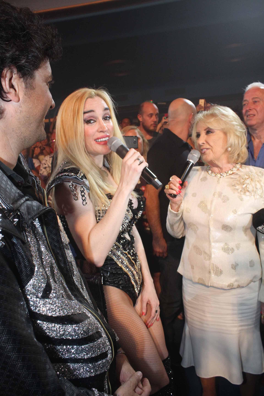 """""""Mi vuelta a Mar del Plata superó las expectativas. Es impresionante como la gente recibió el nuevo show"""", dijo Fátima"""