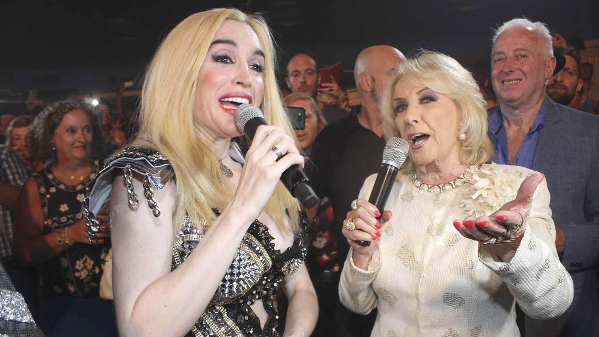 Amelita Baltar reveló que Ástor Piazzolla la hizo abortar