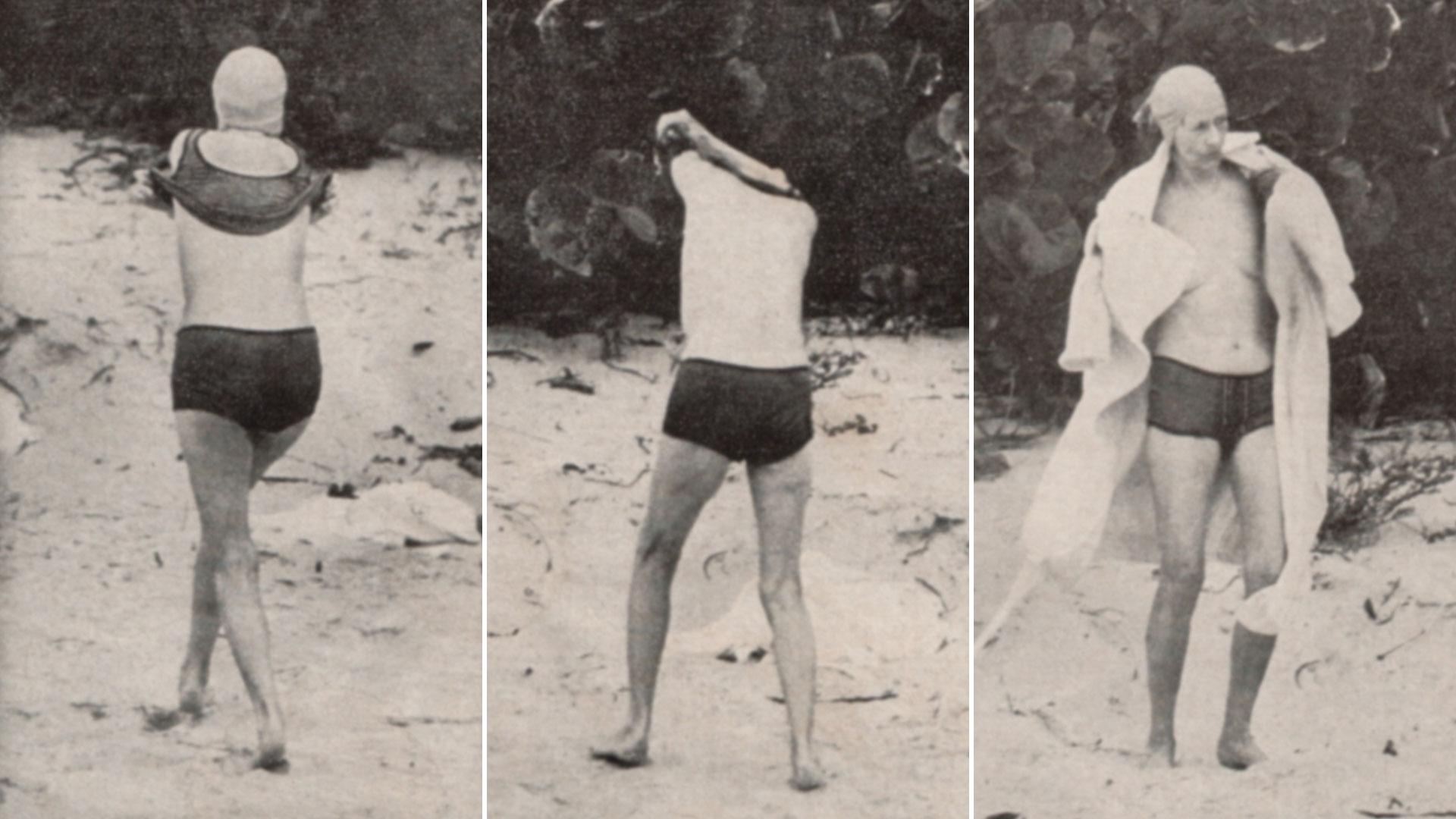 Las humillantes fotos de People en 1976