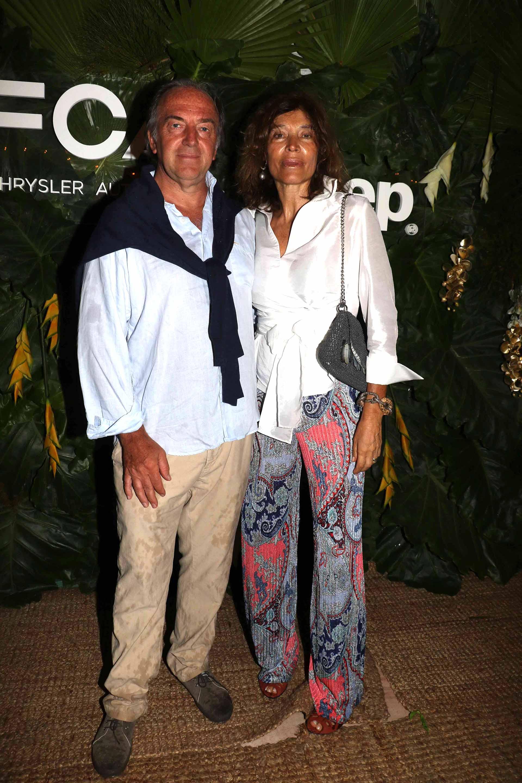 Roberto y Estela Zaldivar