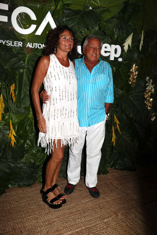 Alejandra Stefani y Julio De Marco