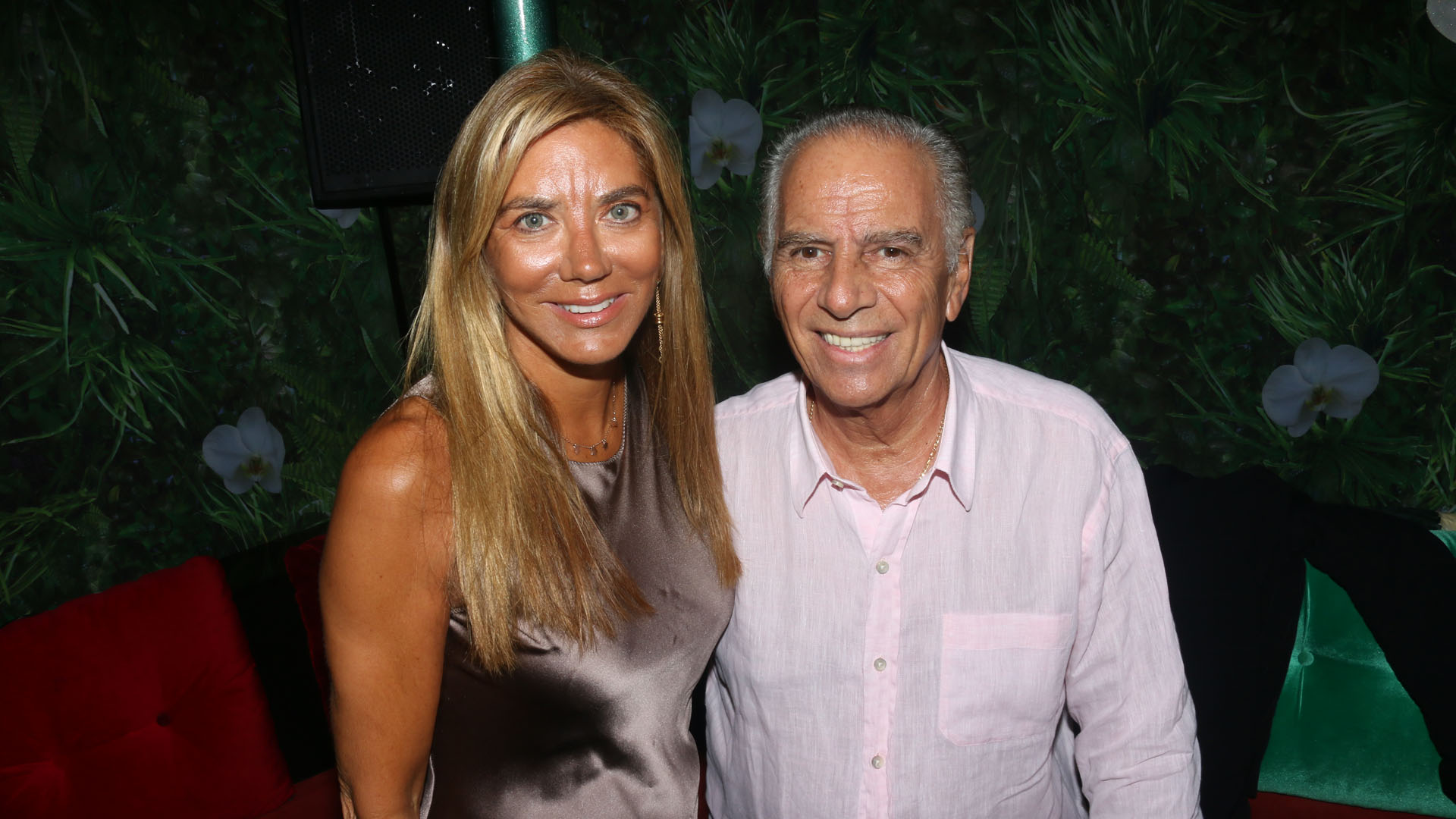 Bettina y Alejandro Bulgheroni