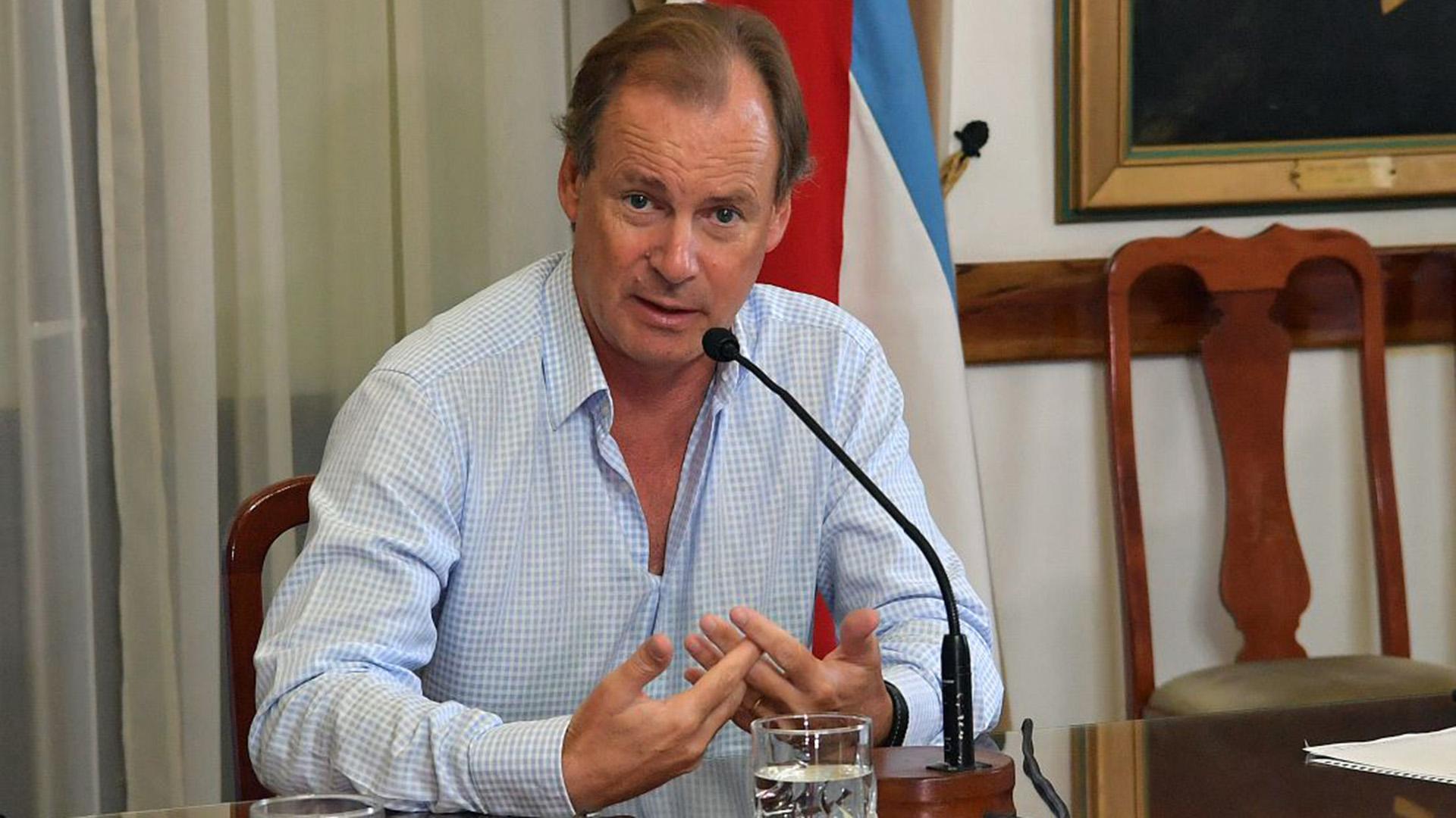 El gobernador de Entre Ríos, Gustavo Bordet, respaldó el decreto del gobierno