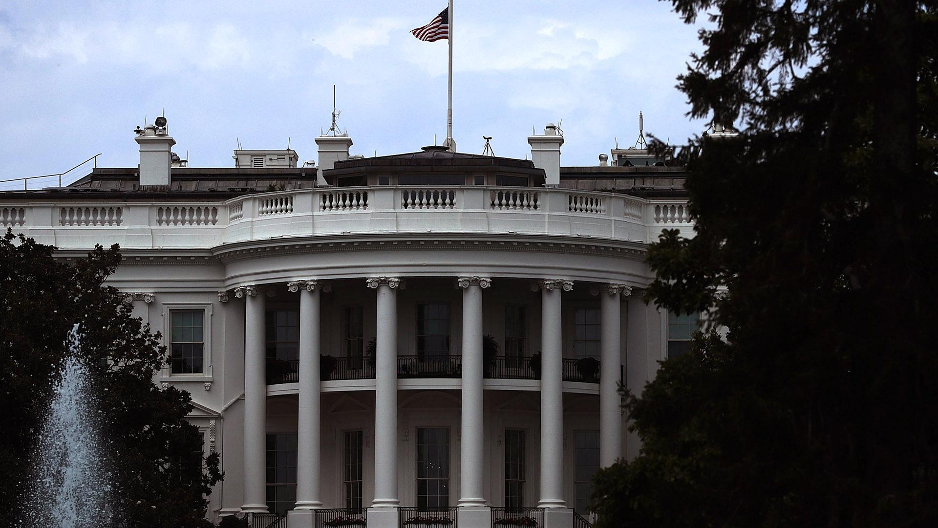 """Expertos advierten que los """"premios"""" podría romper normas federales de ética gubernamental, lo que pondría en apuros a funcionarios de la Casa Blanca que colaboren con Trump en la preparación de la """"ceremonia"""", aunque no al propio presidente (Getty Images)"""