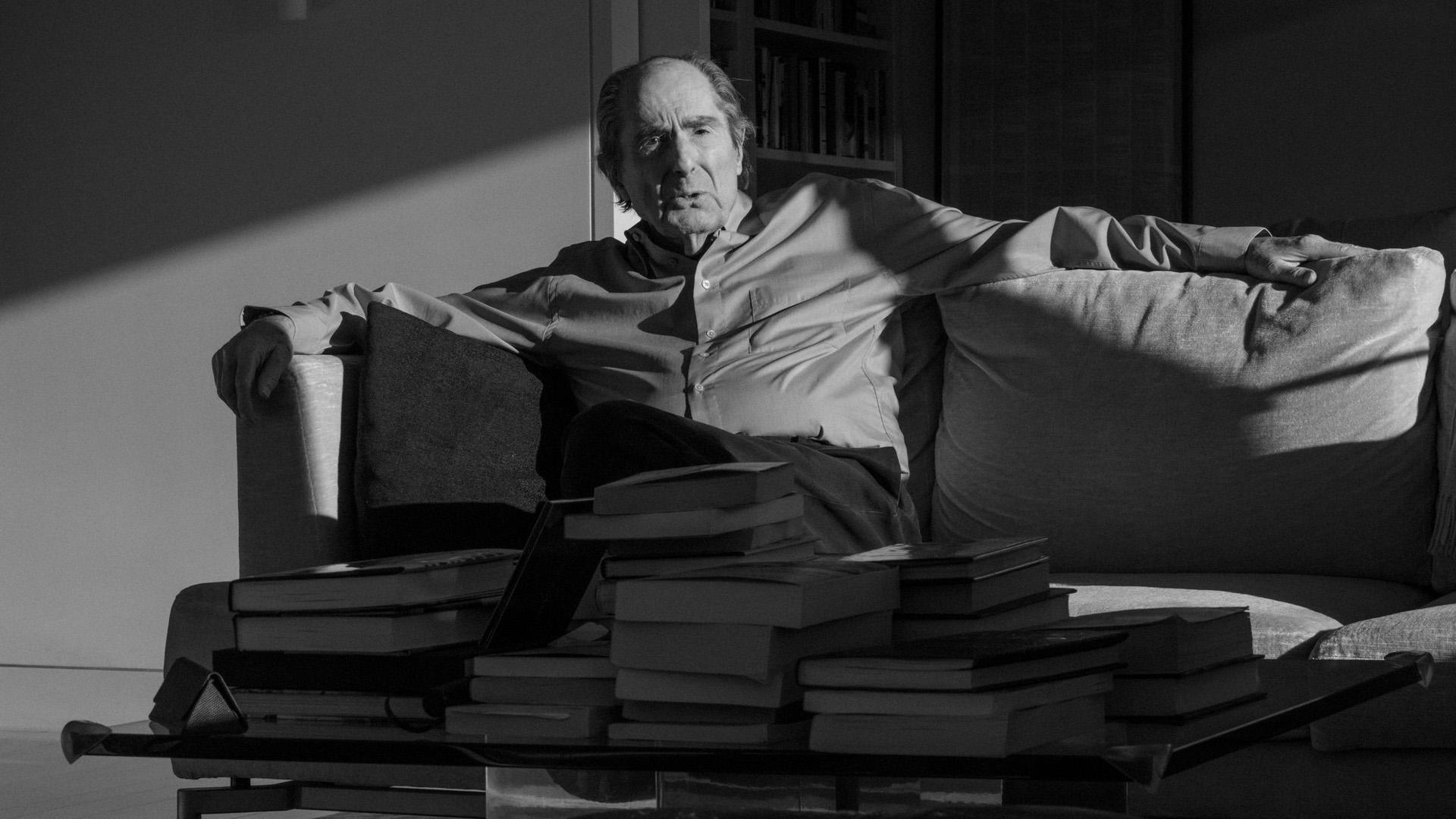 """Philip Roth, autor de """"Pastoral Americana"""", entre otras grandes obras, murió el martes 22 a los 85 años (Foto: Crédito Philip Montgomery / The New York Times)"""