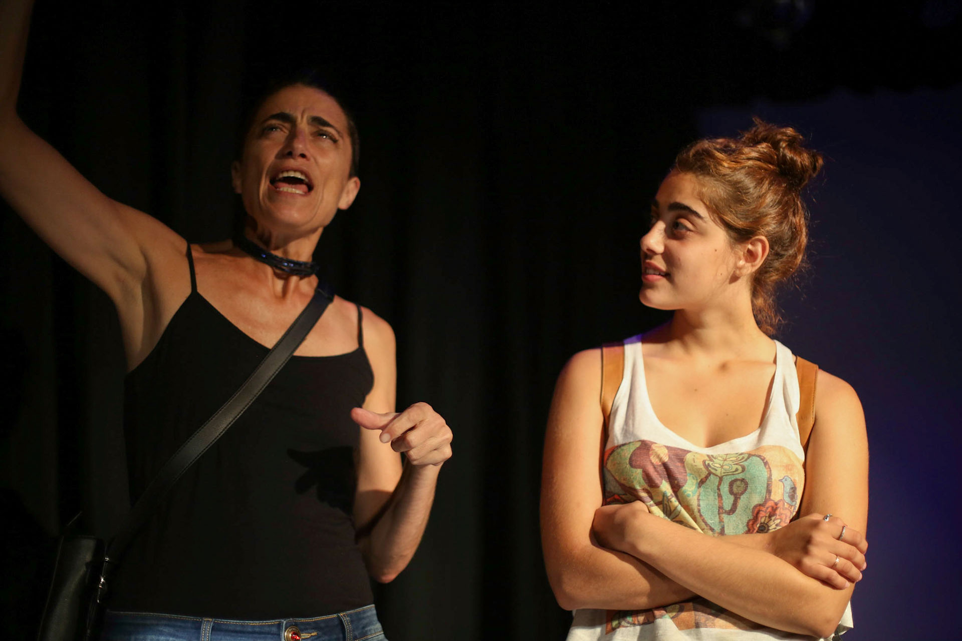 Una historia familiar protagonizada por Bibiana Ricciardi (Christian Heit)