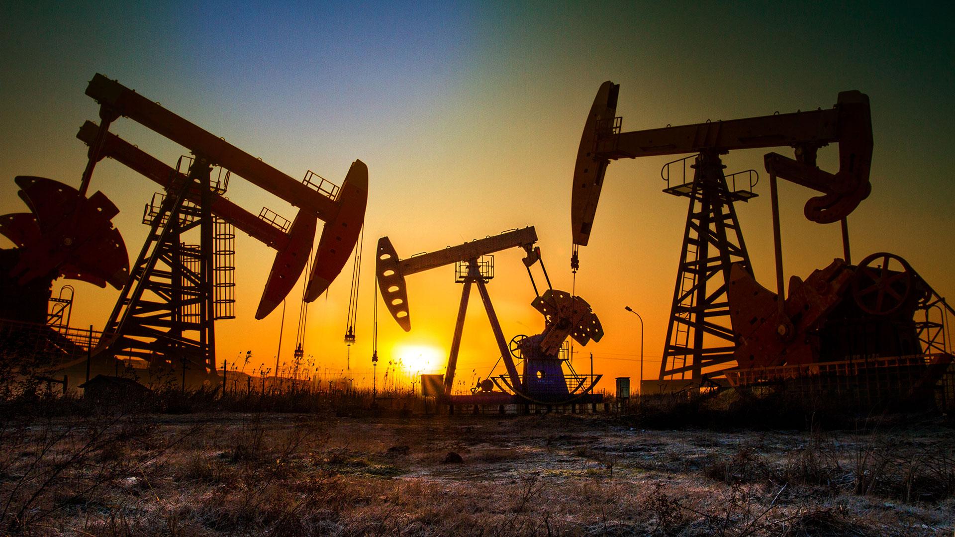 El barril de crudo ligero de Texas se acerca a los USD 60. (Getty)