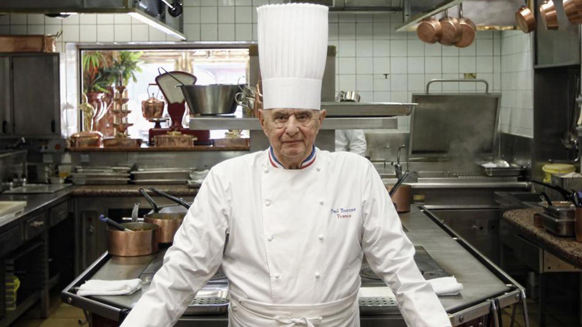 Muri el chef paul bocuse el papa de la gastronom a for Chef en frances