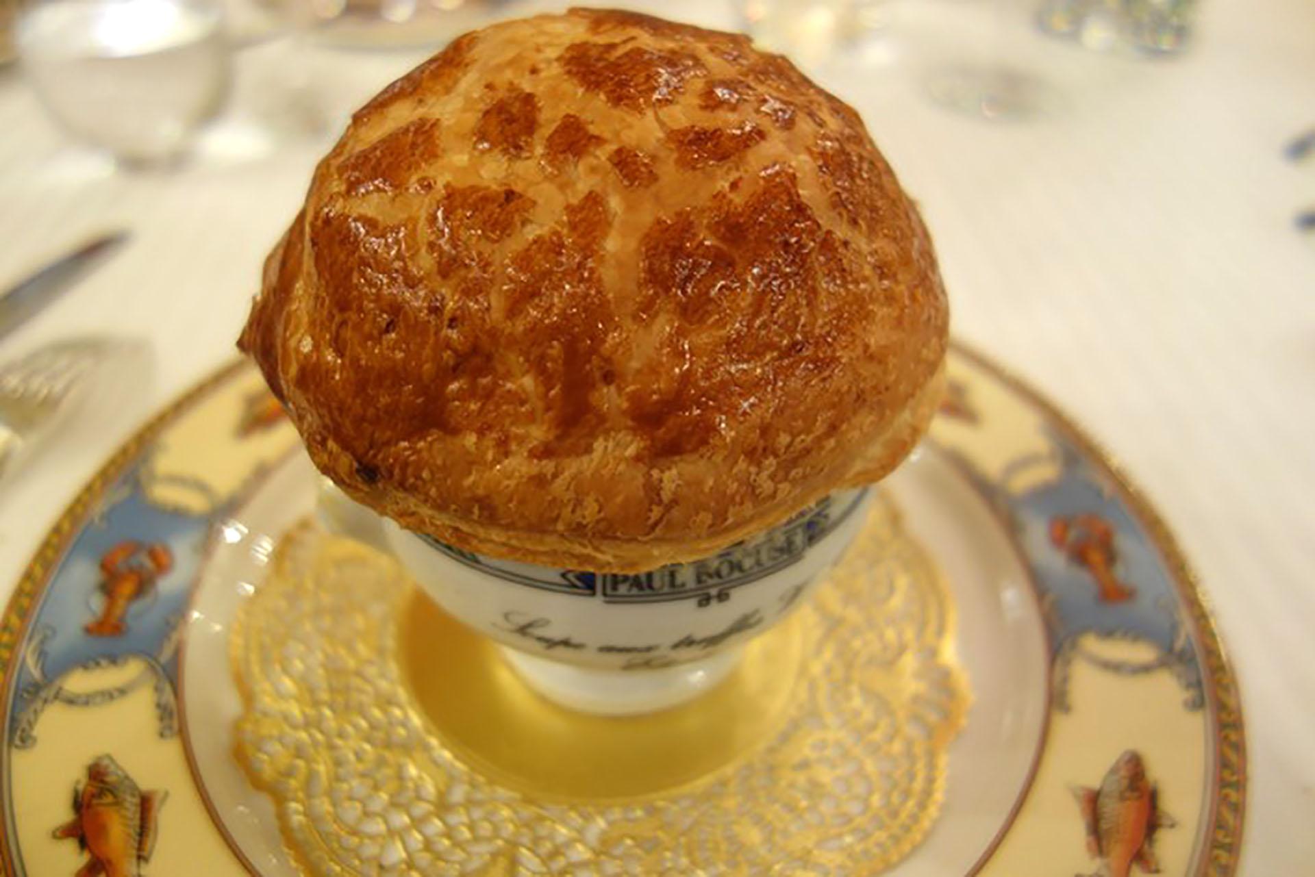 Muri el chef paul bocuse el papa de la gastronom a for Comida francesa famosa