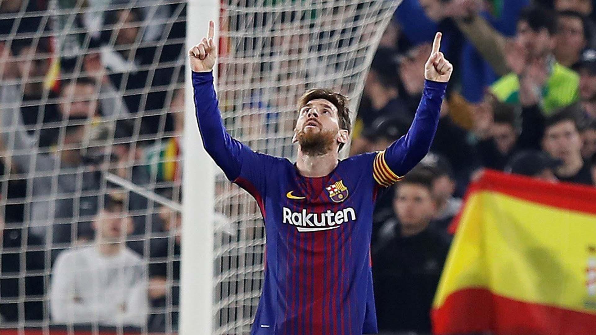 Lionel Messi intentará convertirle por primera vez al Chelsea (EFE)