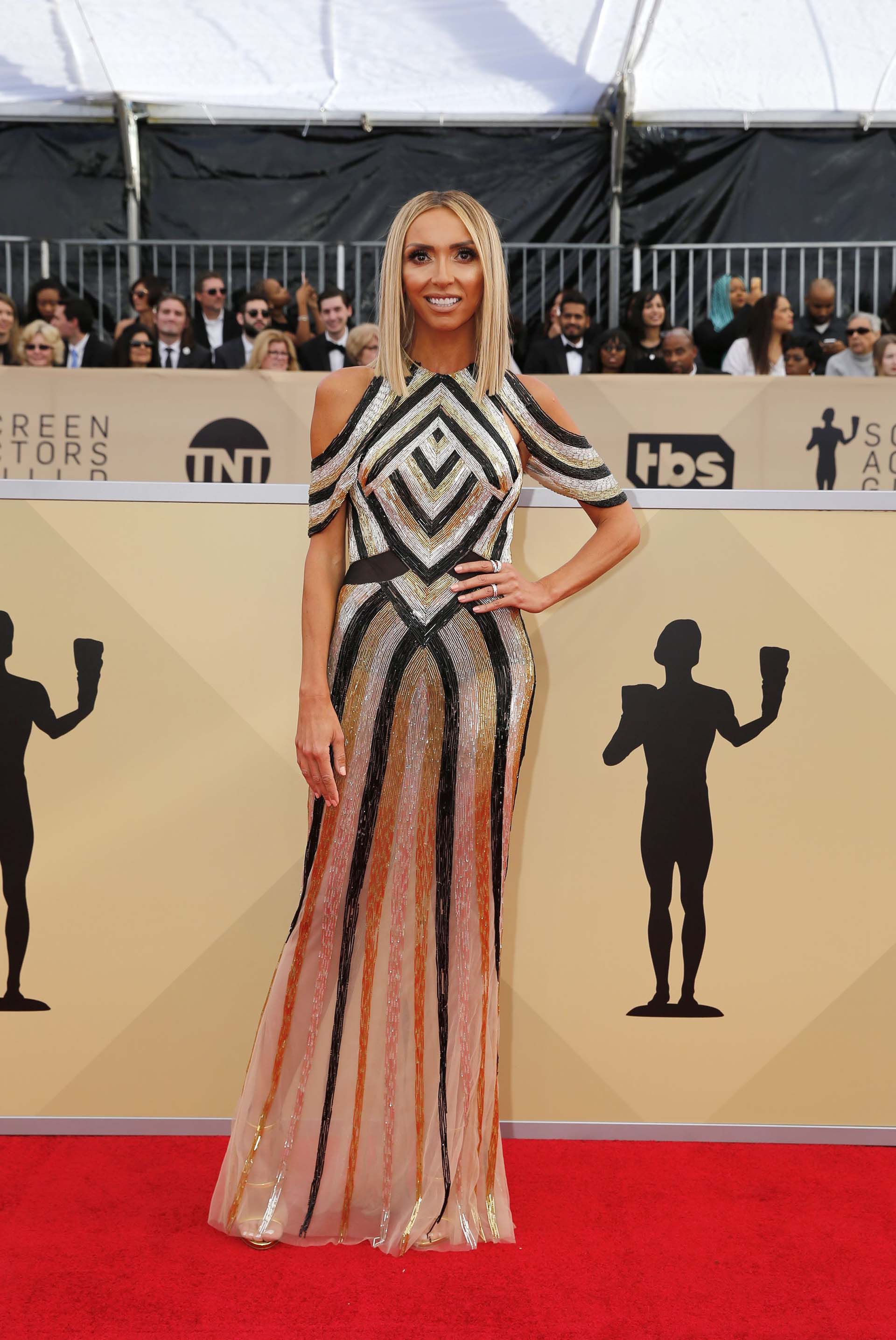 Giuliana Rancic (REUTERS/Monica Almeid)