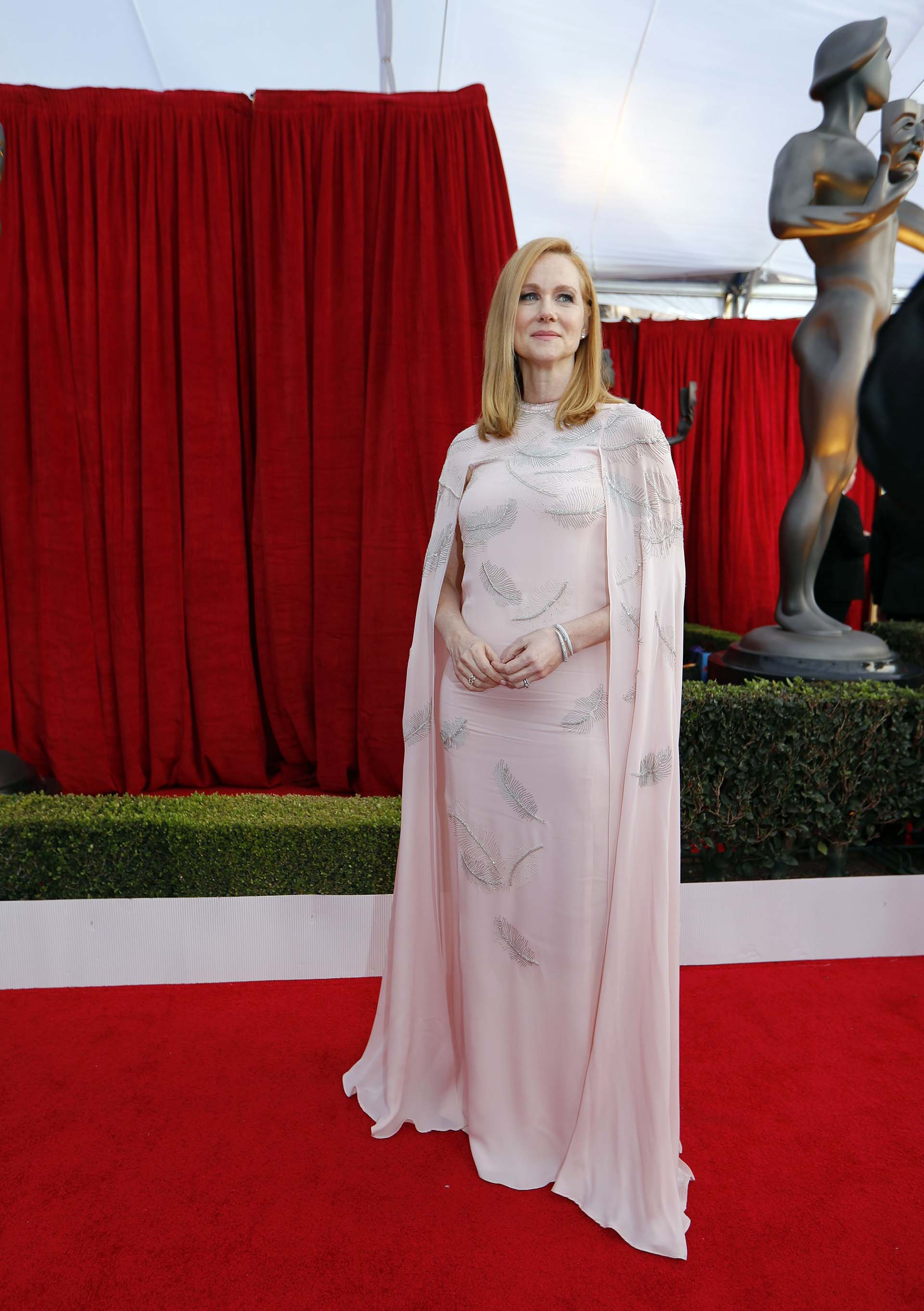 Laura Linney (REUTERS/Mike Blake)
