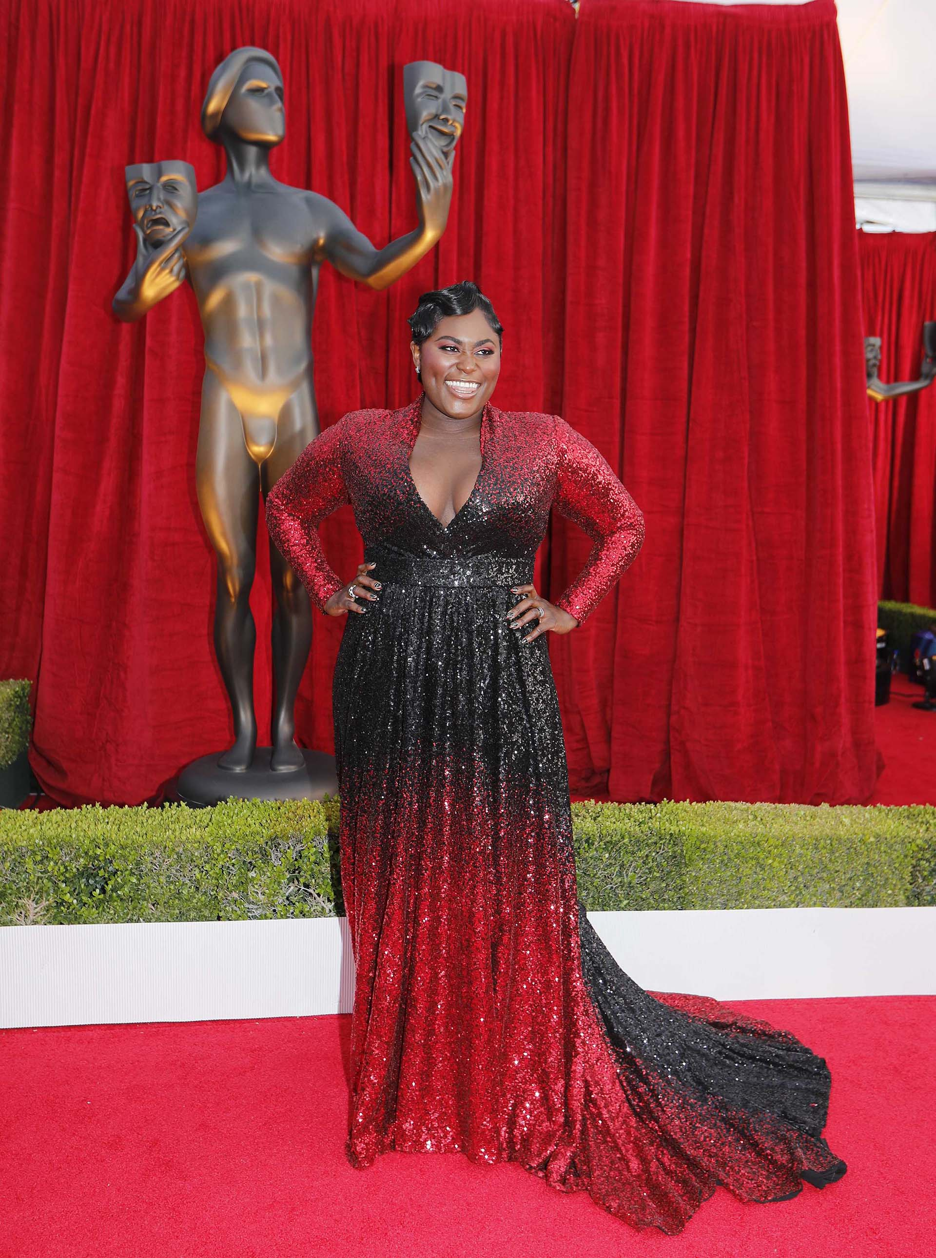 Danielle Brooks (REUTERS/Mike Blake)