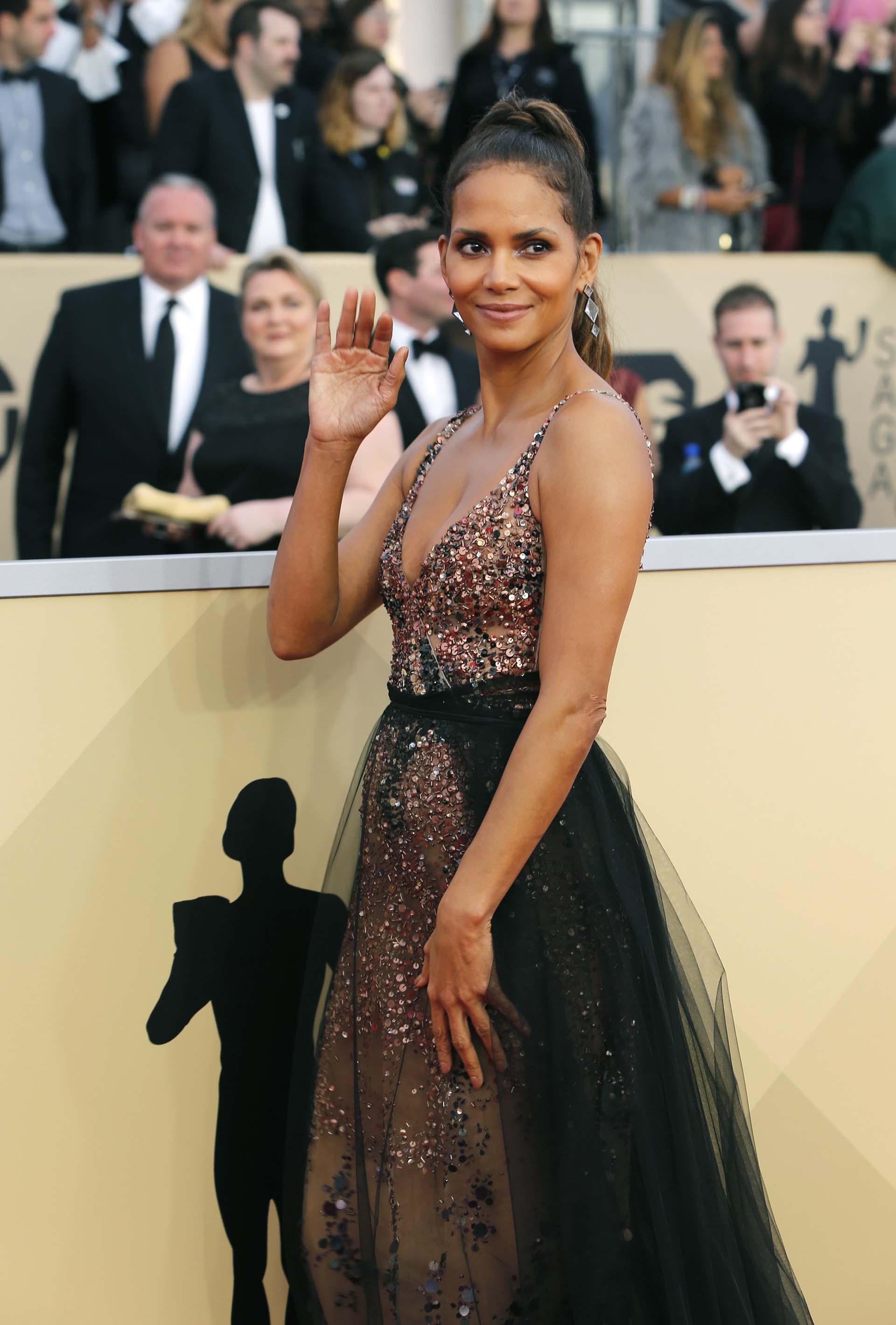 Halle Berry (REUTERS/Monica Almeida)