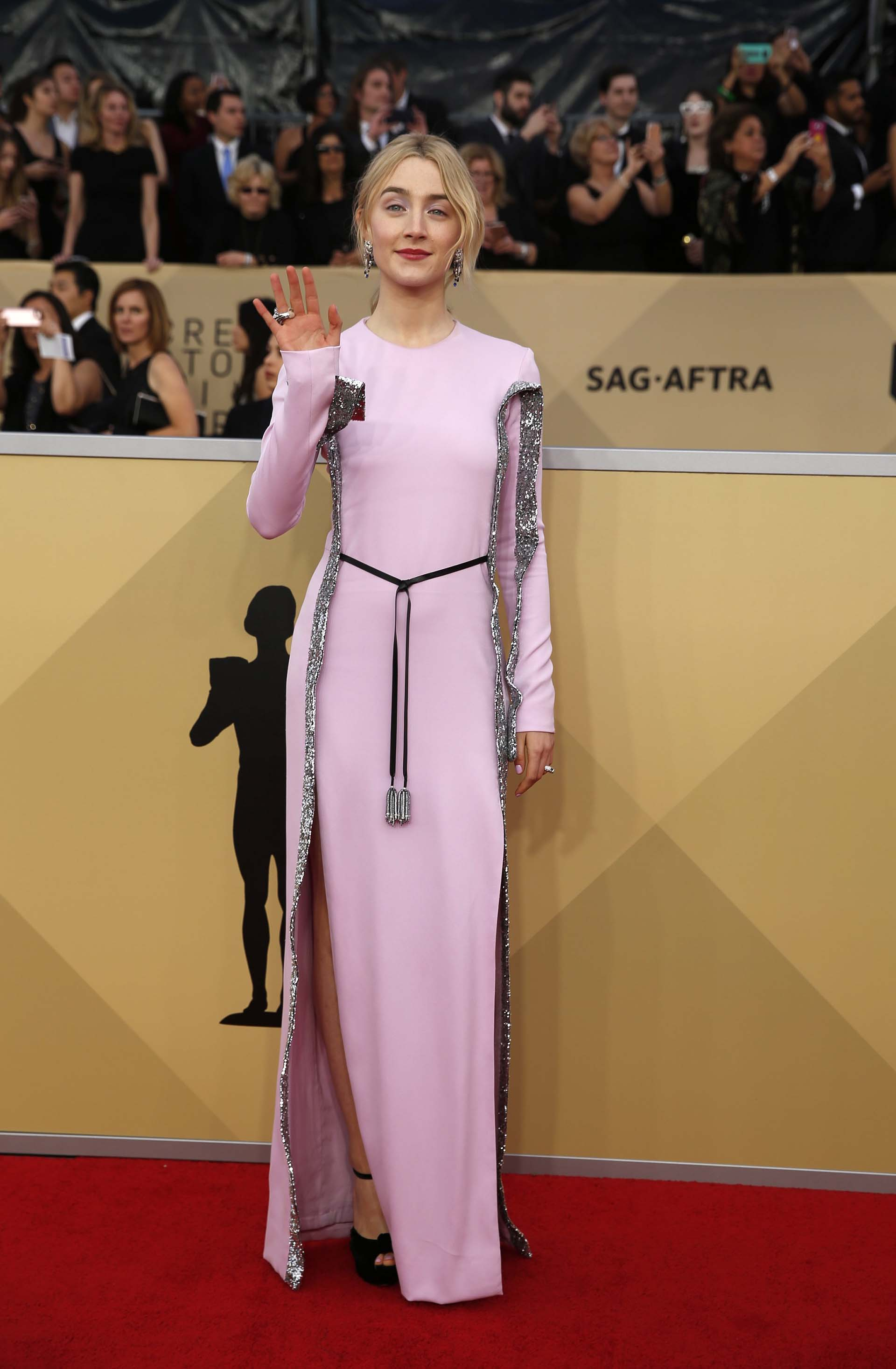 Saoirse Ronan (REUTERS/Monica Almeida)