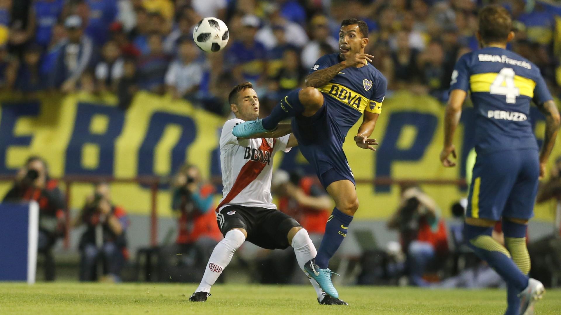 Boca y River disputarán la Supercopa Argentina el 14 de marzo (Nicolás Aboaf)