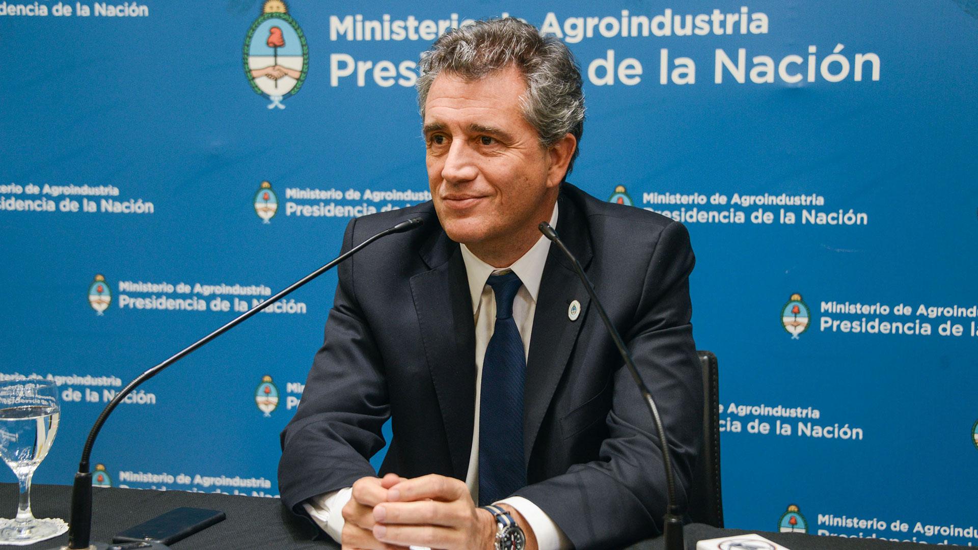 El ministro de Agroindustria de la Nación ya se encuentra de gira por Japón y China, en la búsqueda de nuevos mercados e inversiones