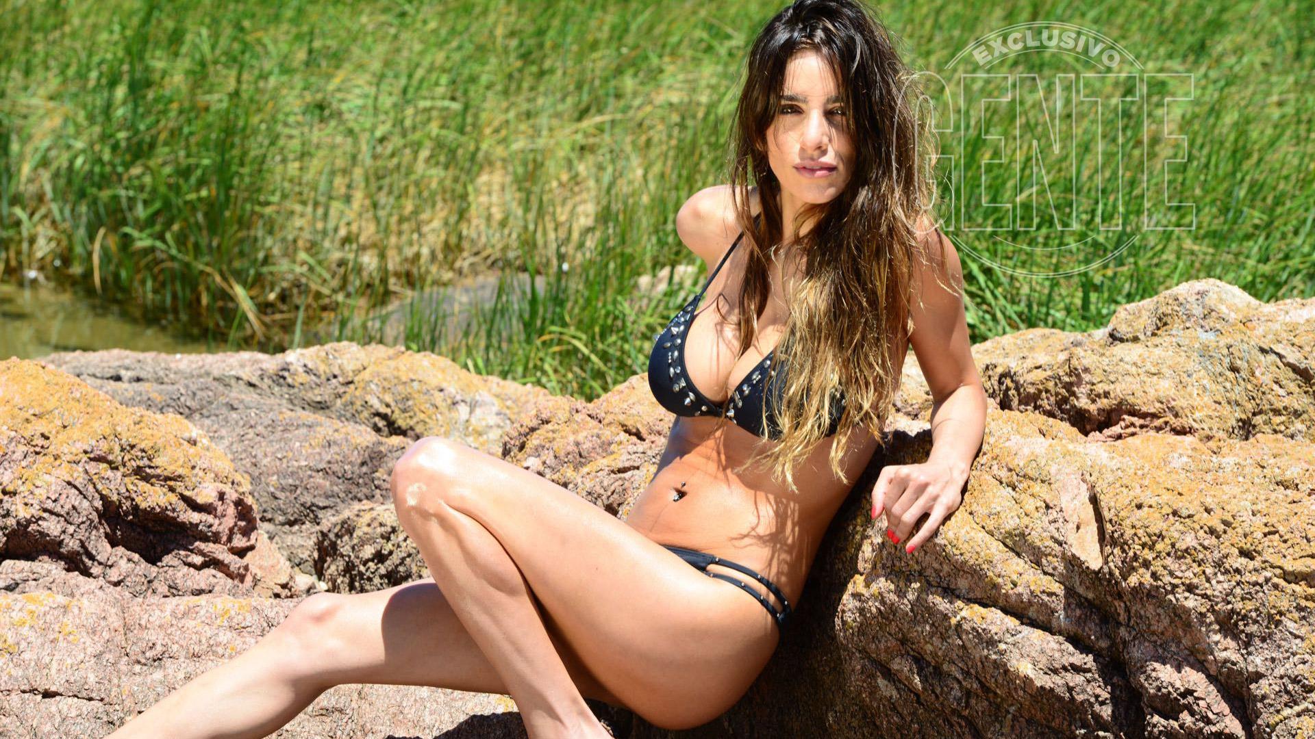Gabriela Sari (Foto: Alejandro Carra/GENTE)