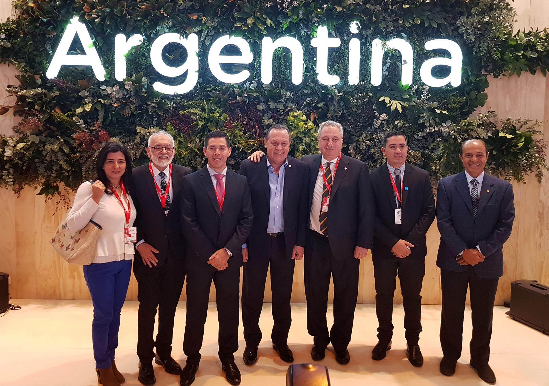 En el marco de FITUR también se presentó el Corredor Ecoturístico del Litoral, proyecto argentino que pone al ecoturismo como eje del desarrollo local.
