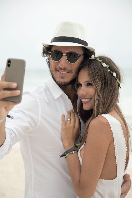 Y ahora la selfie la hace Pico.
