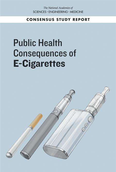 El estudio de la Academia Nacional de Ciencias, Ingeniería y Medicina de los Estados Unidos confirmó la escasa seguridad de los e-cigarette.