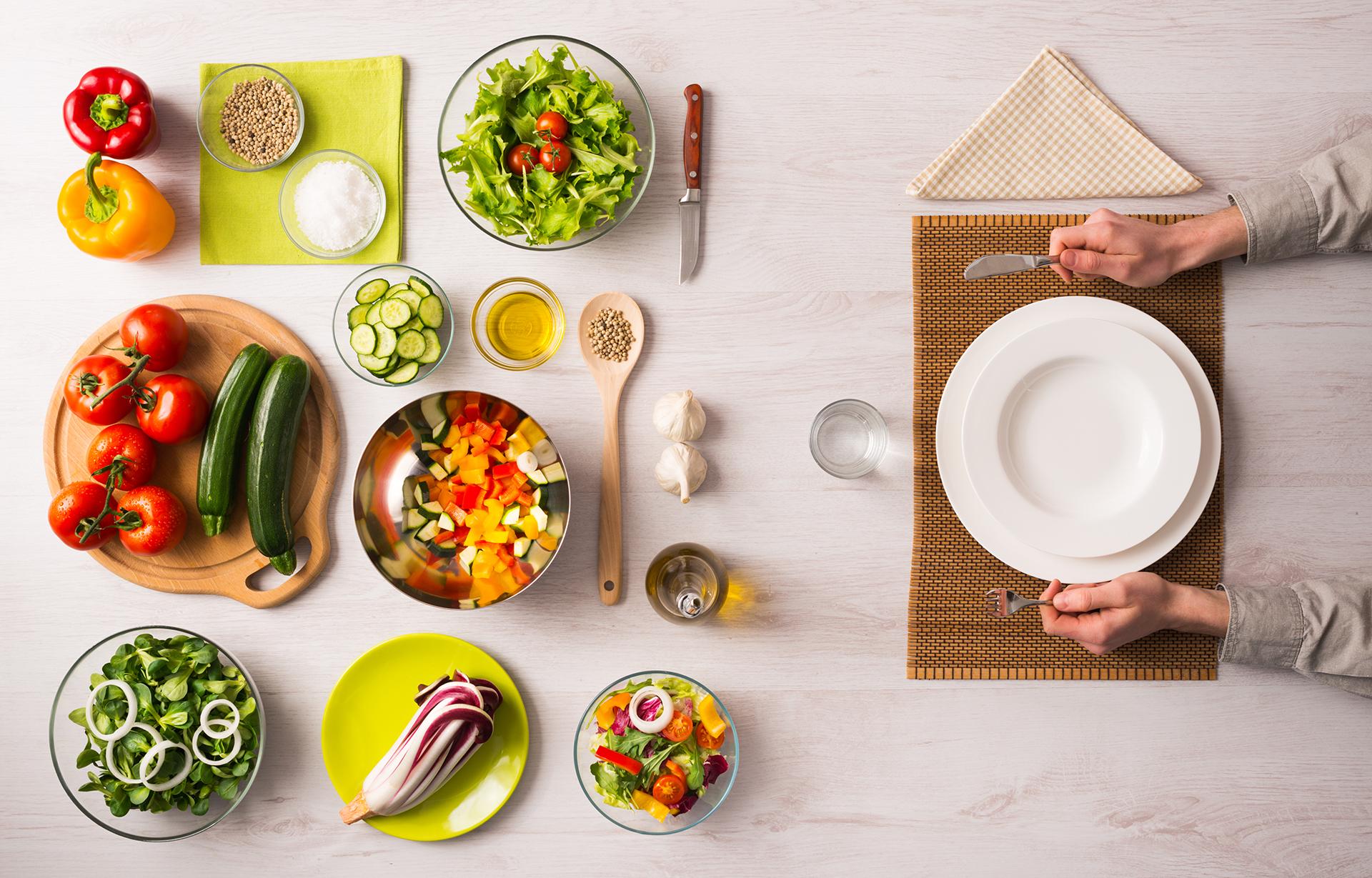 Dieta equilibrada y variada: 9 recetas saludables y livianas para disfrutar  durante el verano - Infobae