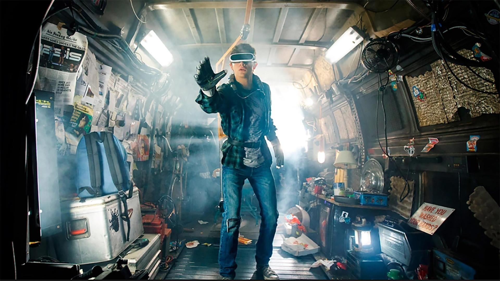 """Una escena de """"Ready Player One"""", la película dirigida por Steven Spielberg (Cortesía)"""