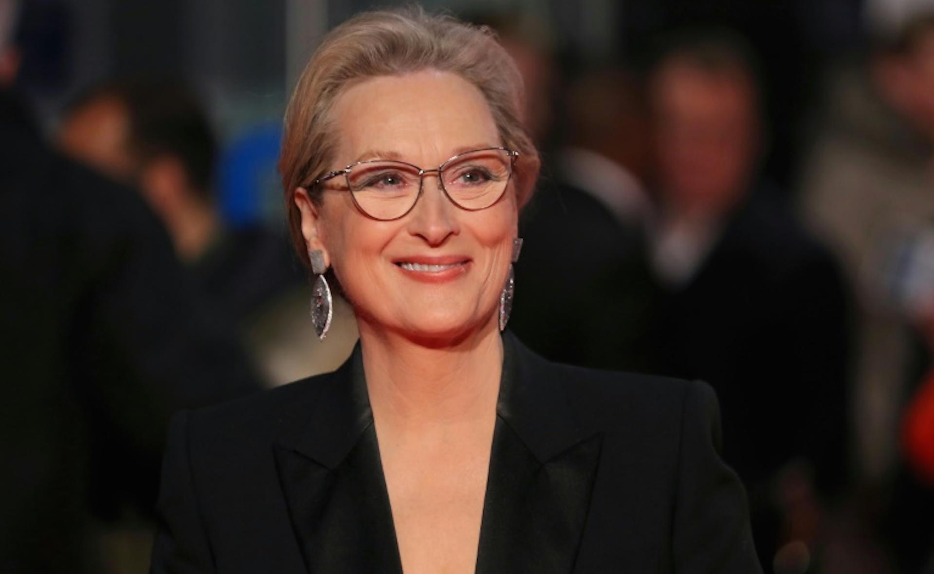 """La tres veces ganadora del Oscar Meryl Streep actuará juntocon Reese Witherspoon y Nicole Kidman en la segunda temporada de """"Big Little Lies"""" (AFP/Archivos – Daniel LEAL-OLIVAS)"""