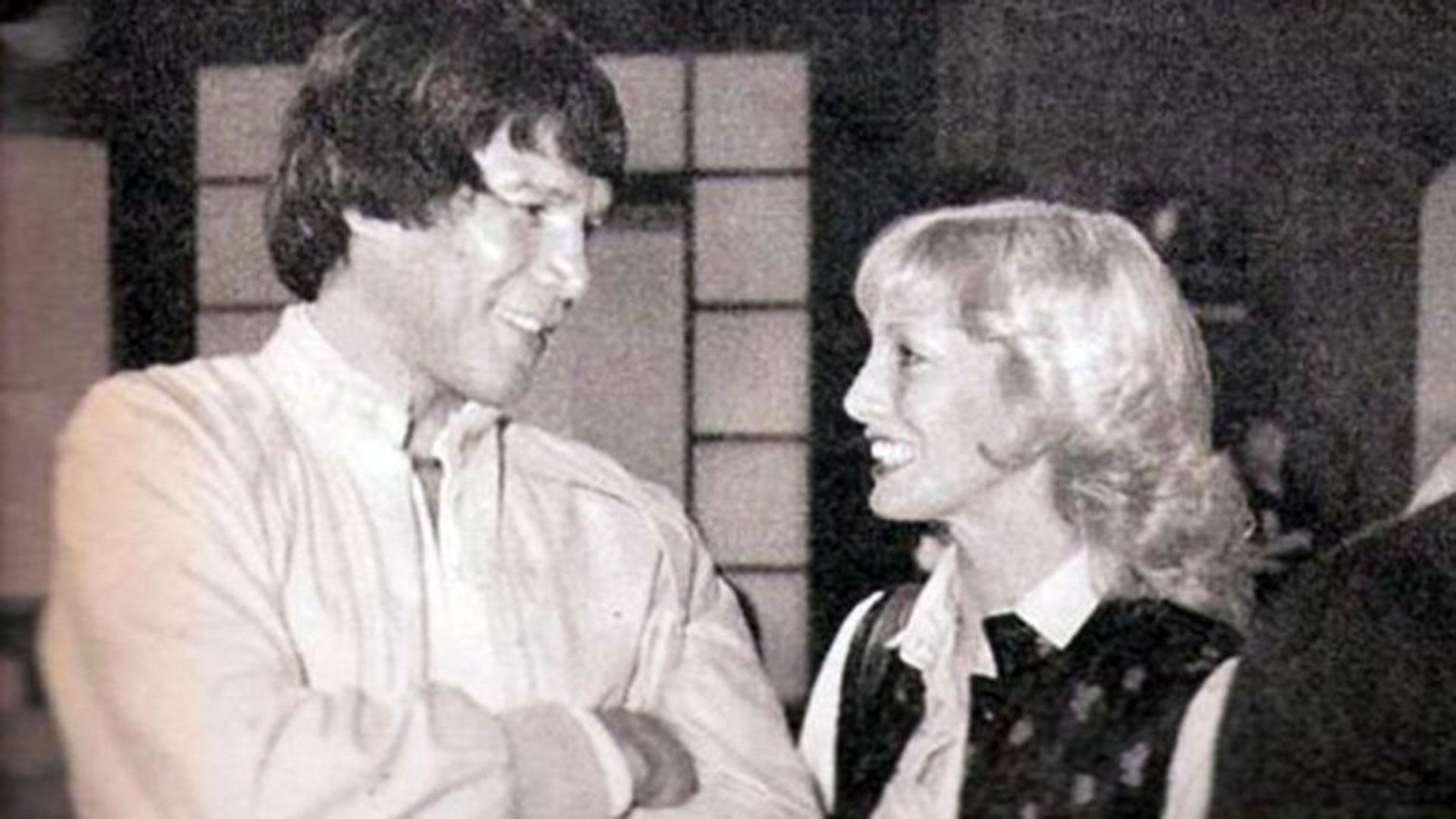 Carlos Monzón y Alicia Muñíz