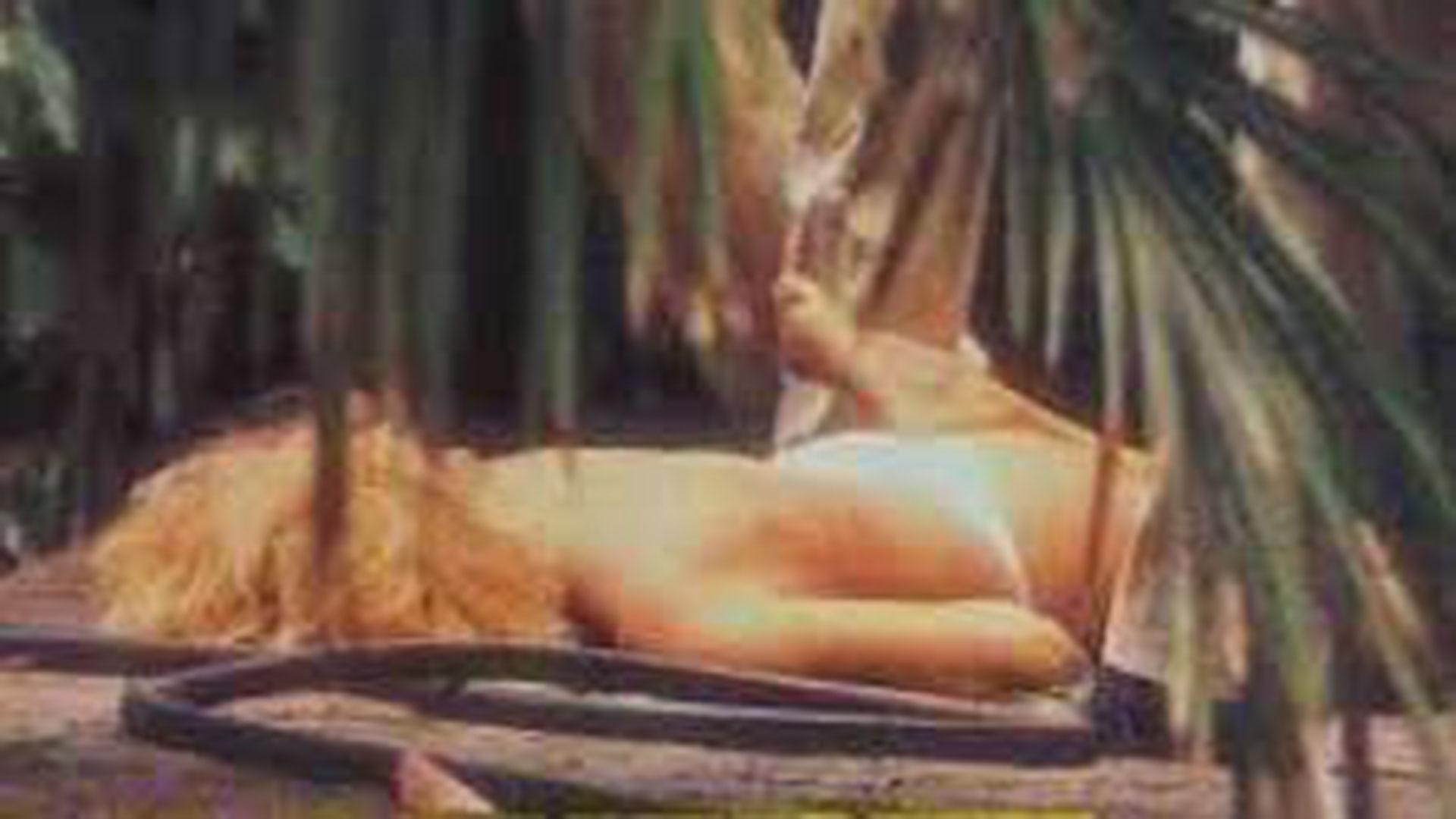 El cuerpo de la ex modelo uruguaya Alicia Muñiz yace en un patio interno de la casa en la que vacacionaba con Carlos Monzón, luego de que él la arrojara al vacío
