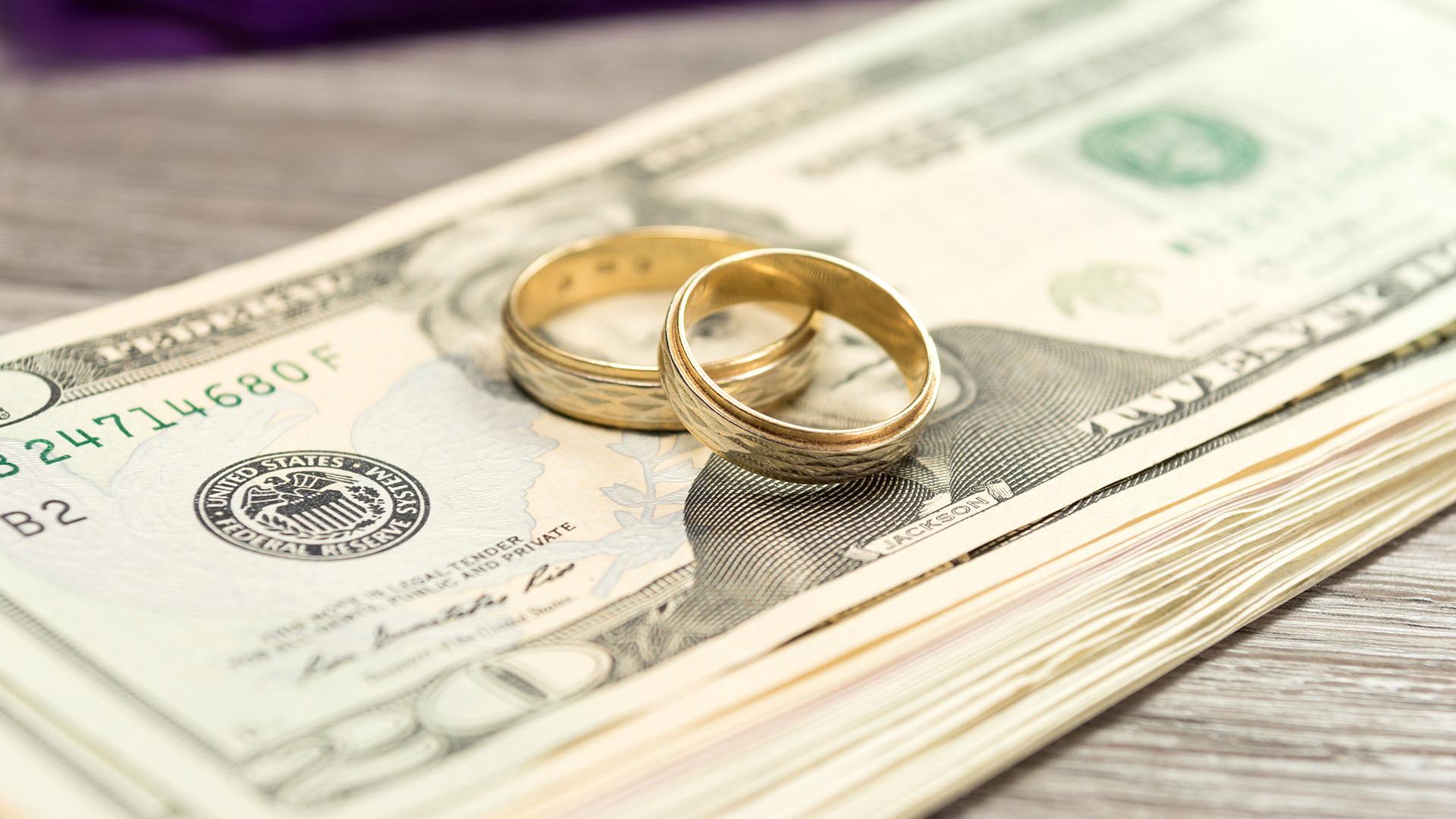 La protección de los bienes individuales y la manutención de los hijos se encuentran entre los temas principales de los acuerdos prematrimoniales. (Getty Images)