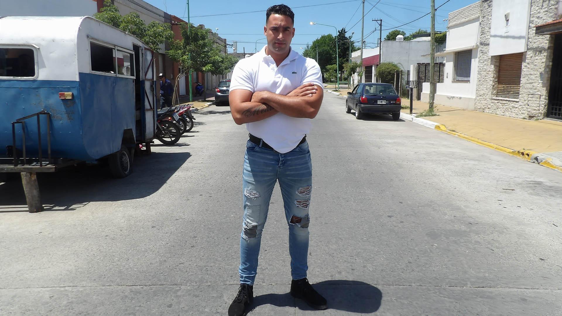 Agustín Medina.
