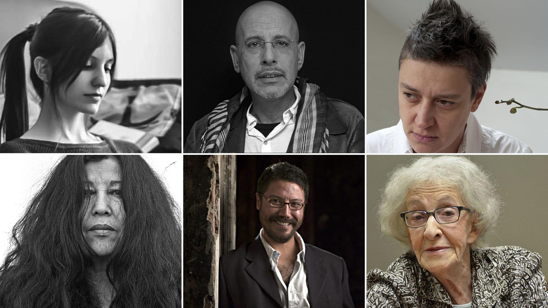 Paula Giglio, Lello Voce, Anja Golob, Carmen Berenguer, Edwin Madrid e Ida Vitale, algunas de las visitas destacadas del Festival